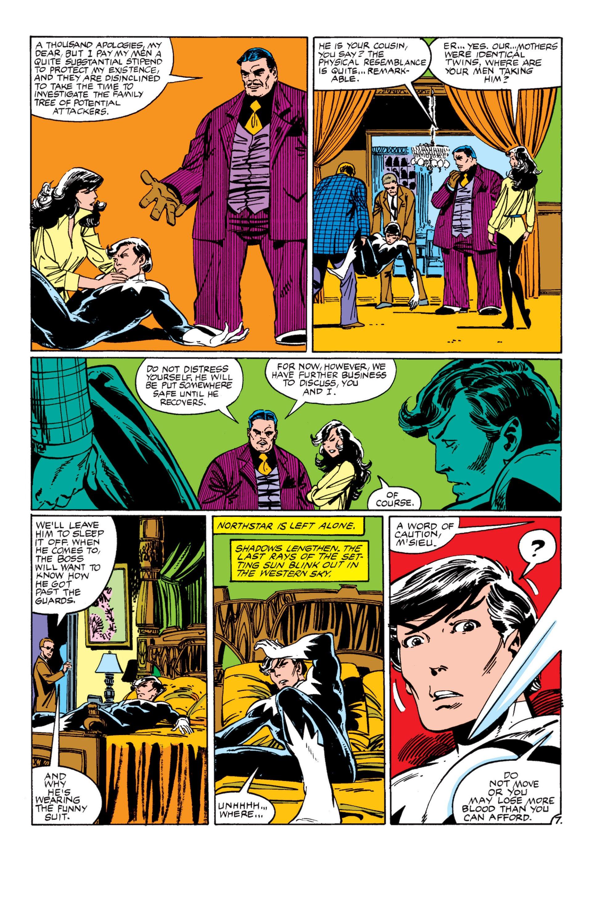 Read online Alpha Flight (1983) comic -  Issue #8 - 8