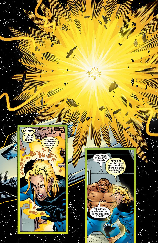 Read online Fantastic Five (2007) comic -  Issue #4 - 19