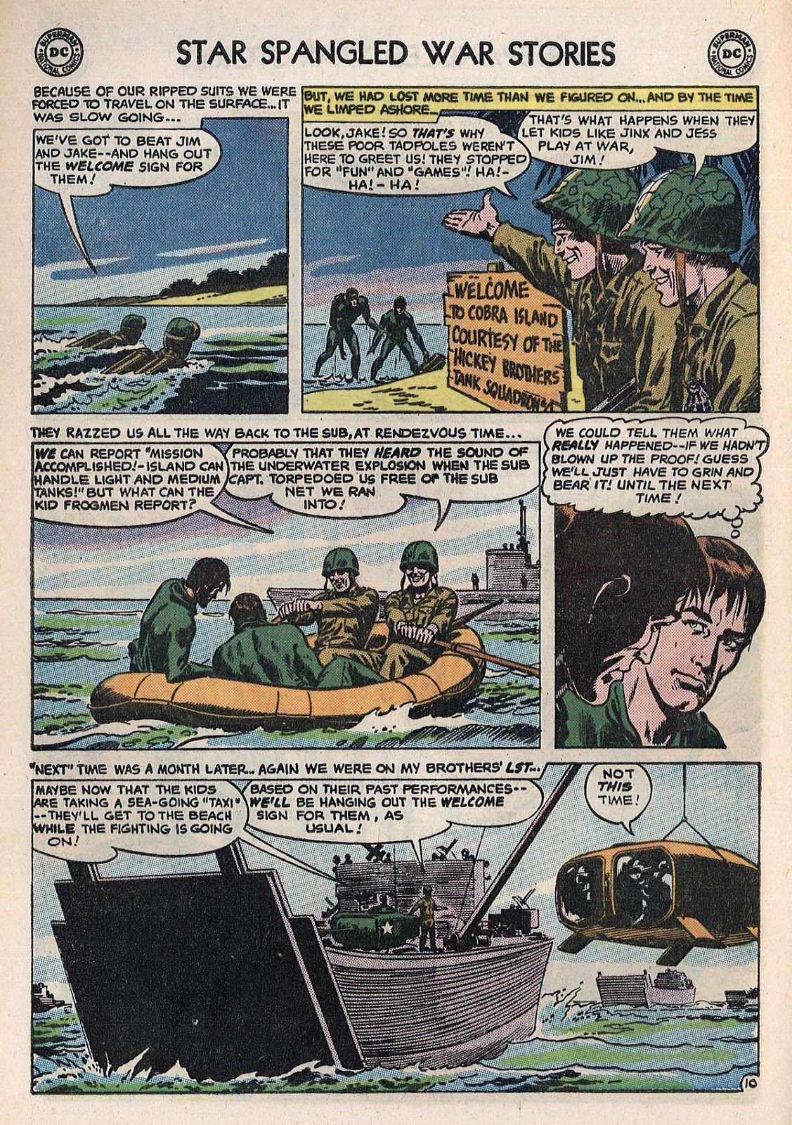 Star Spangled War Stories (1952) issue 122 - Page 16