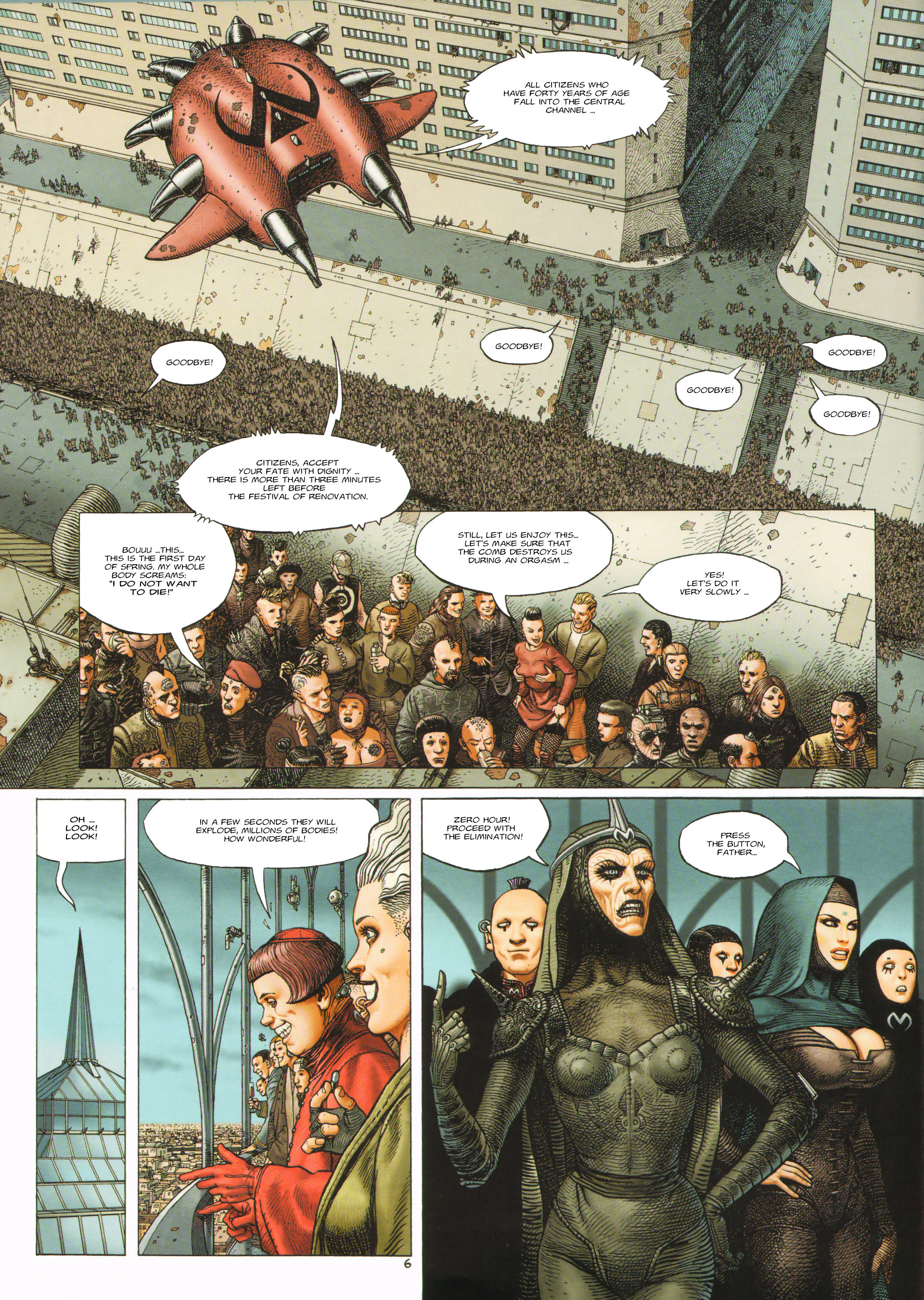 Read online Megalex (2014) comic -  Issue #3 - 9