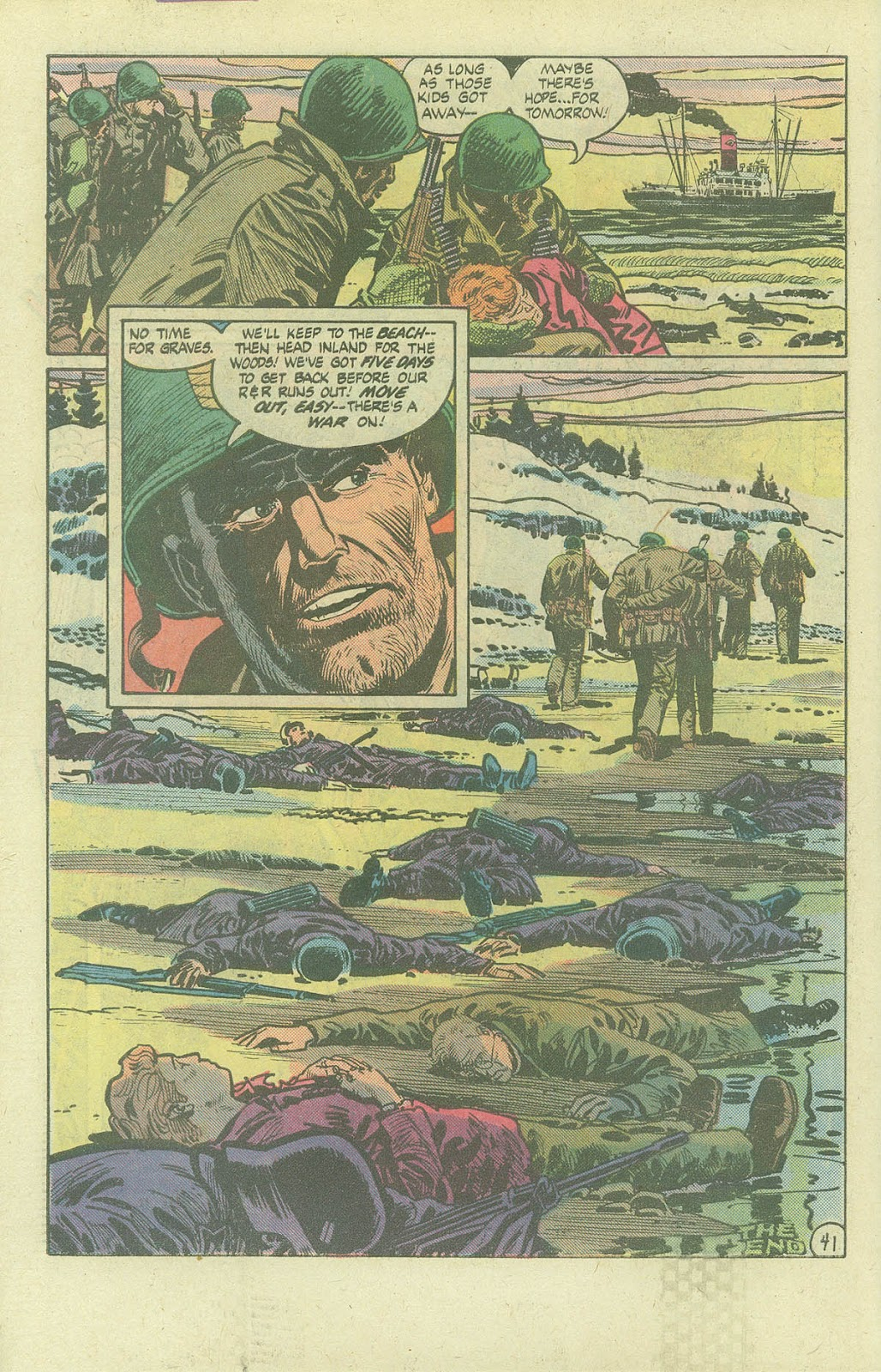 Sgt. Rock issue Annual 3 - Page 49