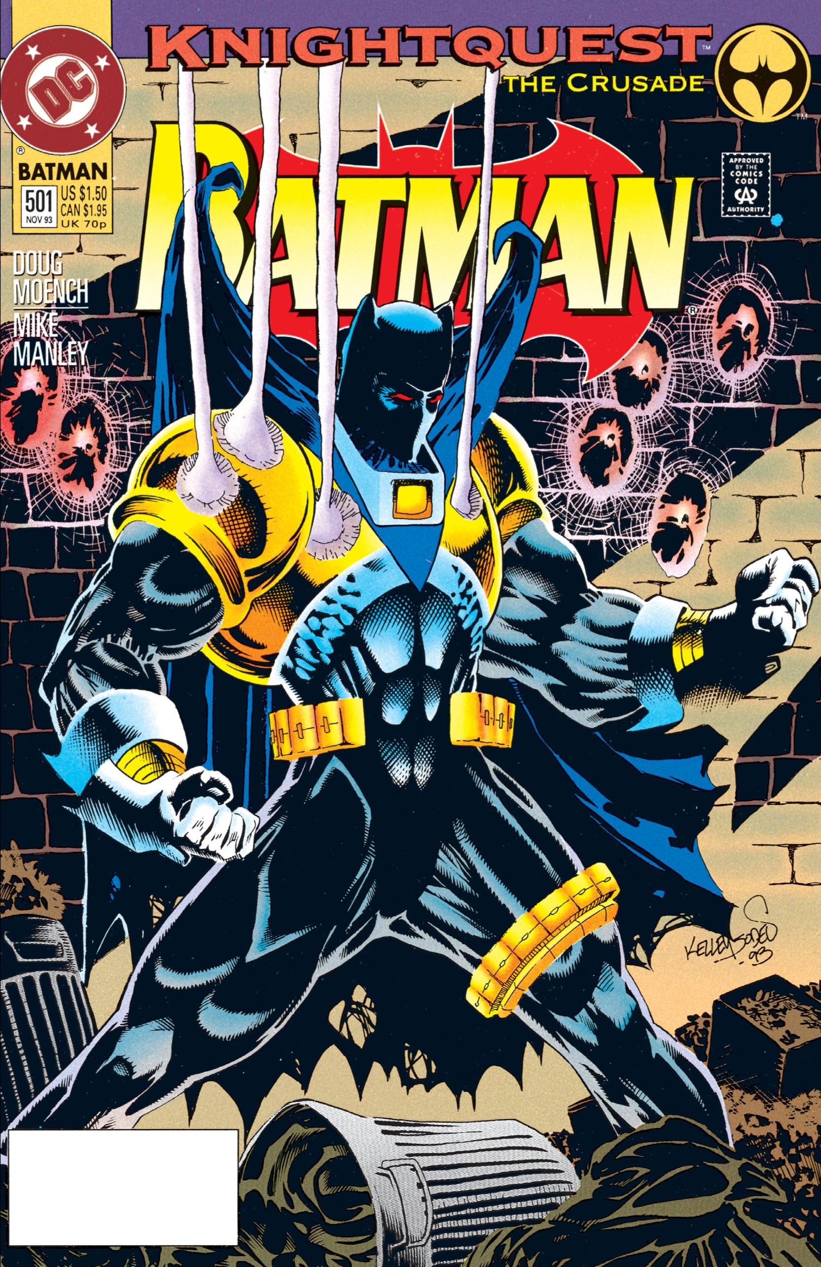 Batman (1940) 501 Page 1