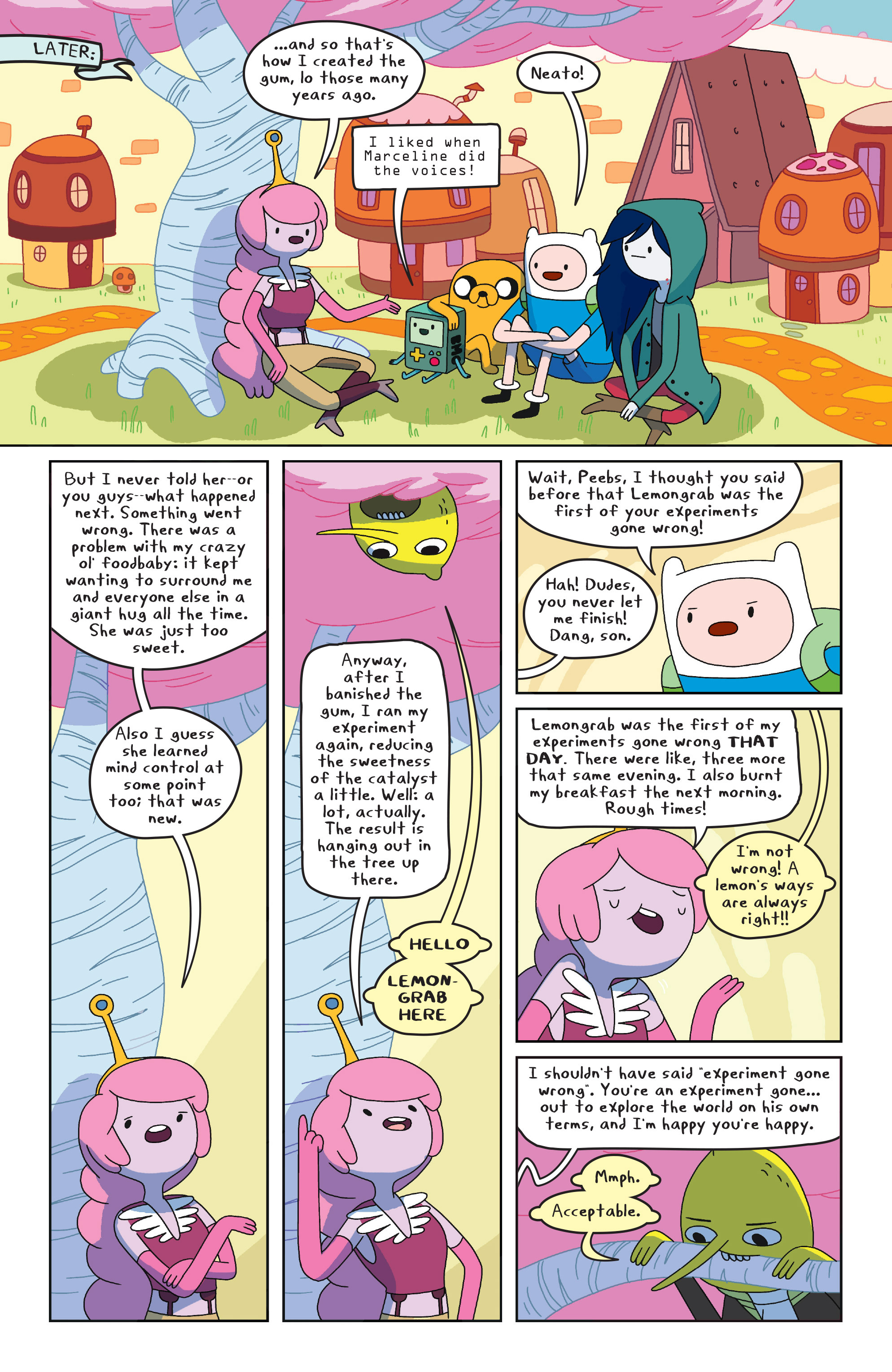 Read online Adventure Time comic -  Issue #Adventure Time _TPB 5 - 92