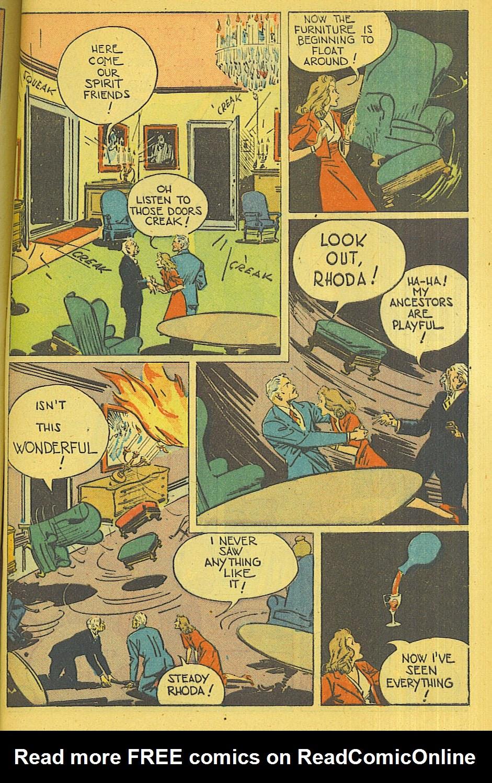 Read online Super-Magician Comics comic -  Issue #39 - 44