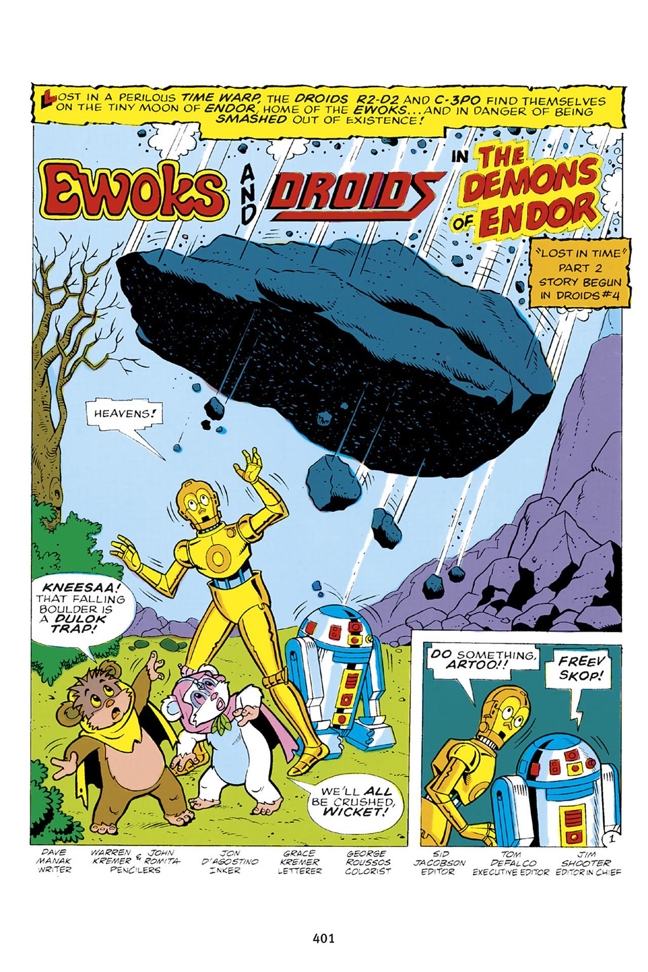 Read online Star Wars Omnibus comic -  Issue # Vol. 23.5 - 147