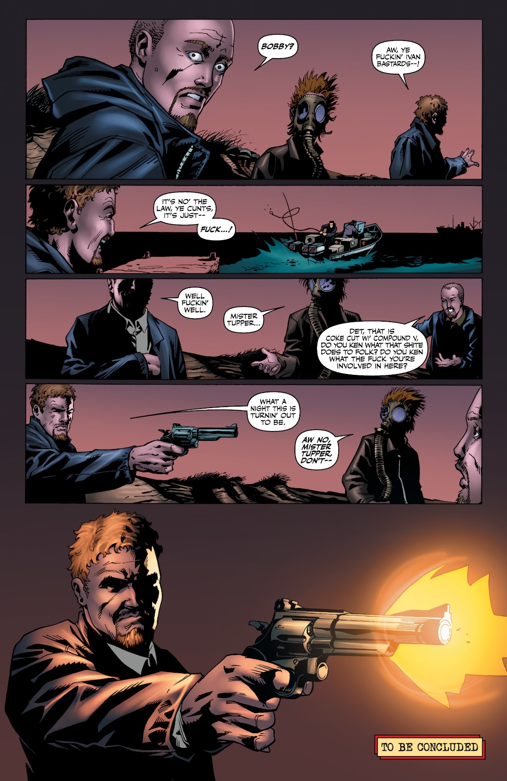 Read online The Boys Omnibus comic -  Issue # TPB 4 (Part 4) - 28