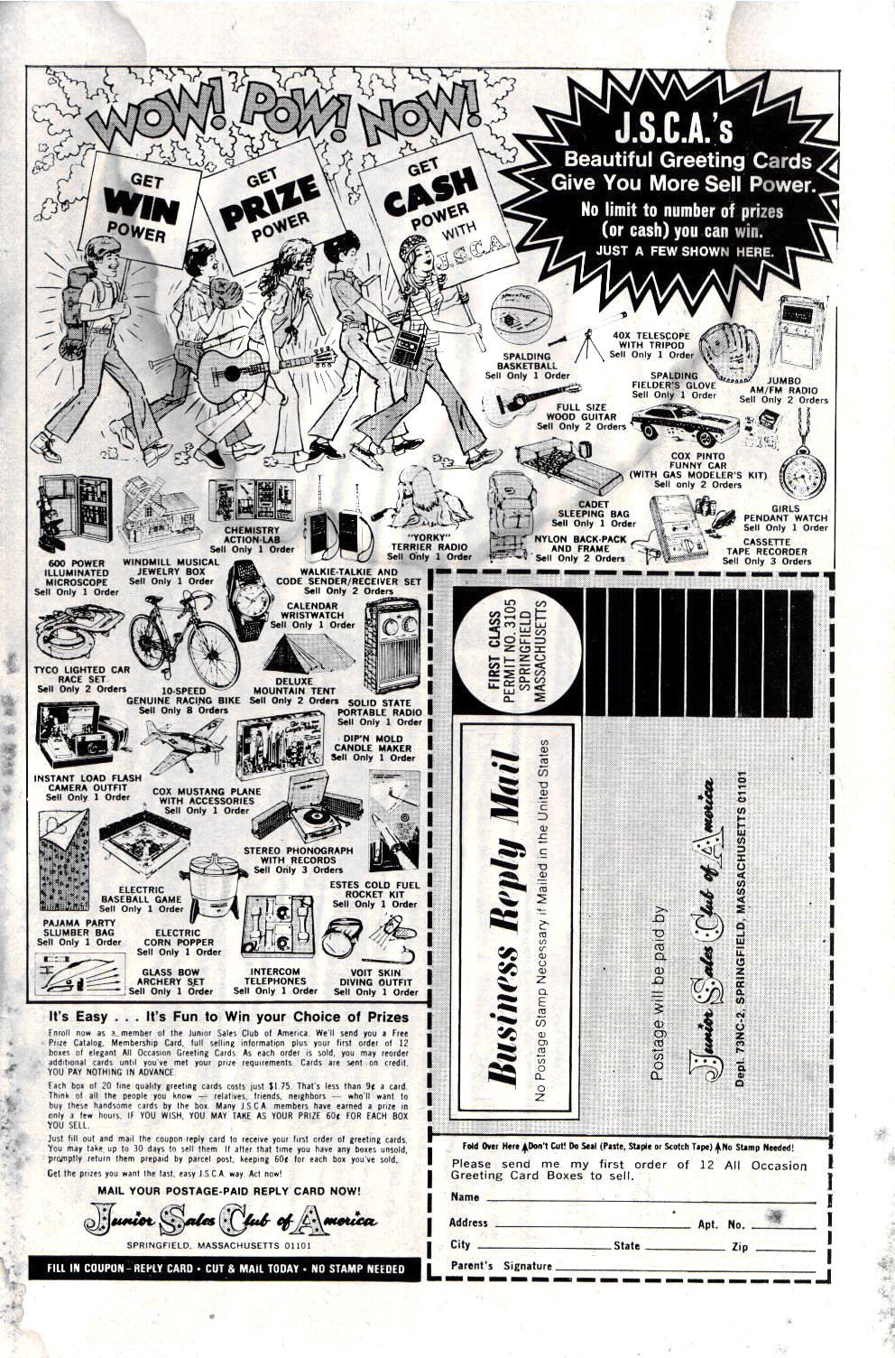 Read online Adventure Comics (1938) comic -  Issue #427 - 35