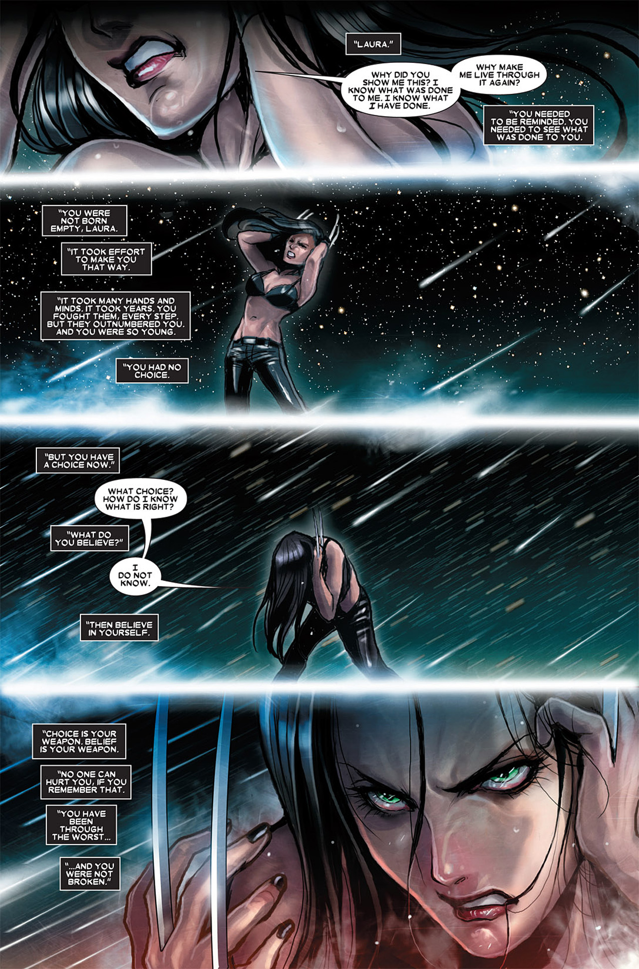 Read online X-23 (2010) comic -  Issue #3 - 14
