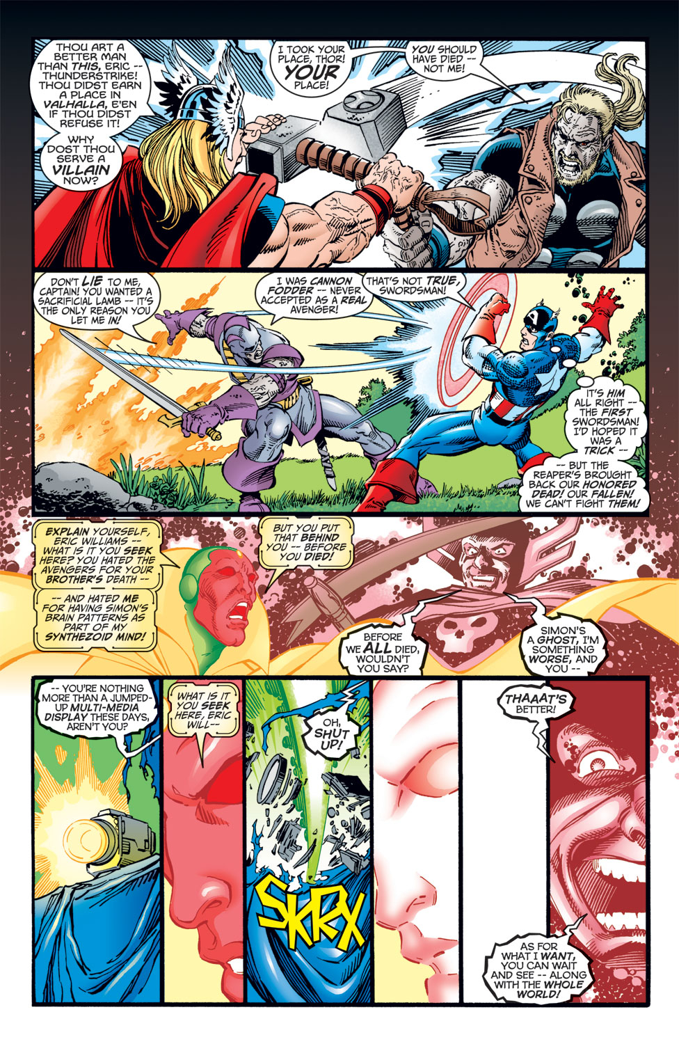 Read online Avengers (1998) comic -  Issue #10 - 19