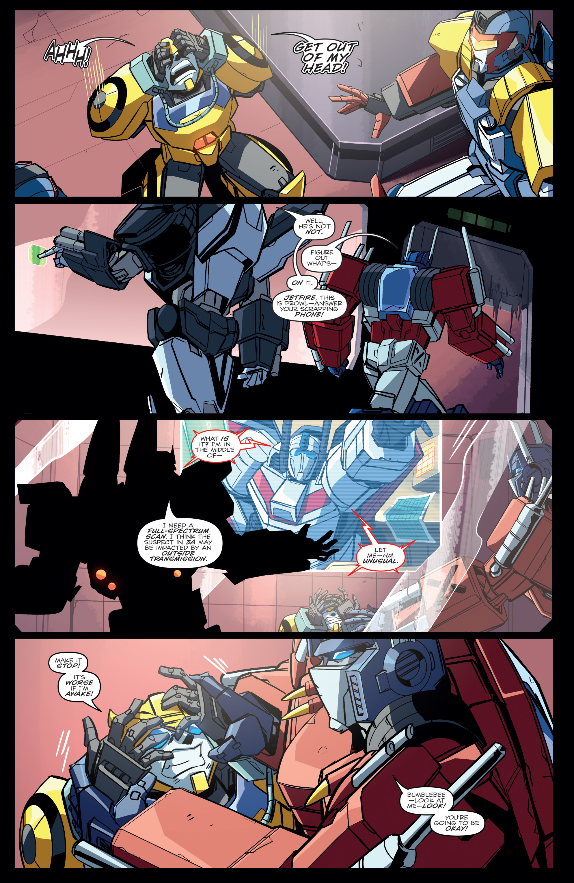 Read online Transformers Annual comic -  Issue # Full - 16