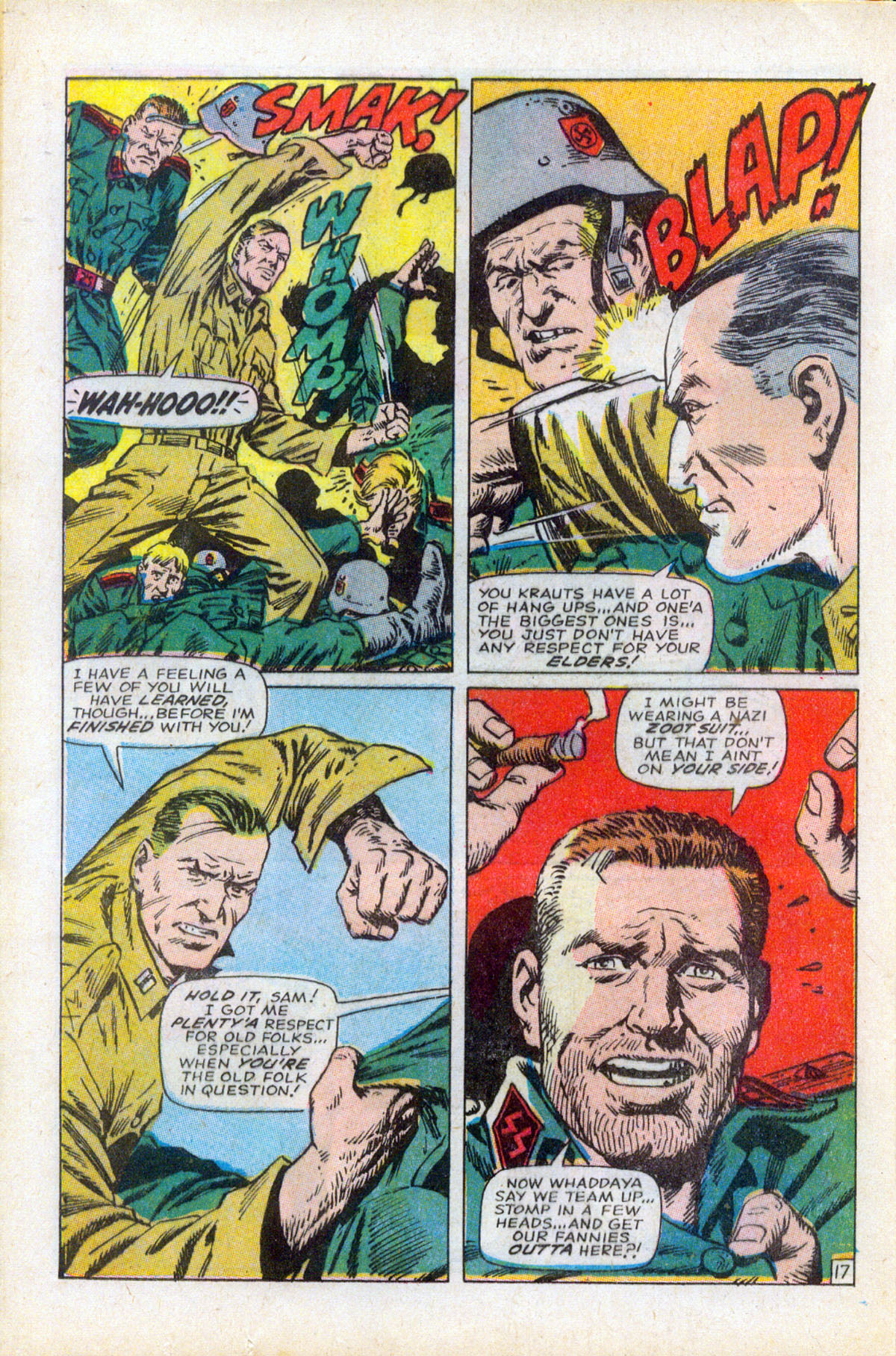 Read online Sgt. Fury comic -  Issue #61 - 24