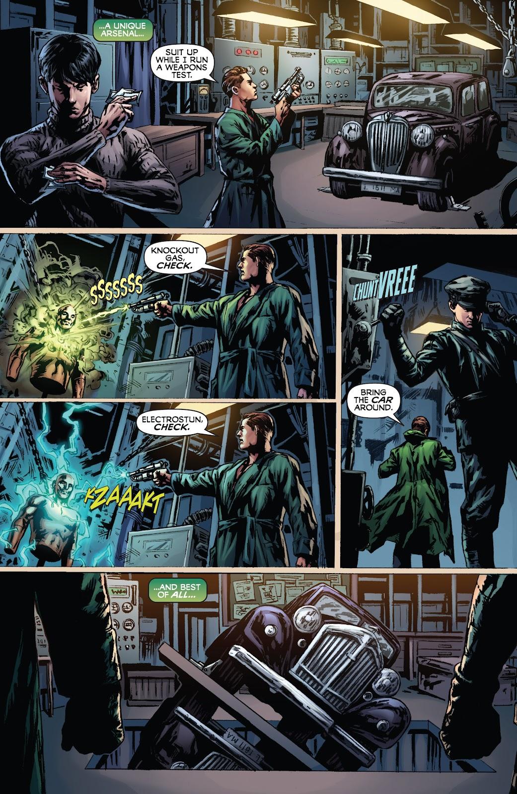 Read online Vampirella Strikes comic -  Issue #5 - 29