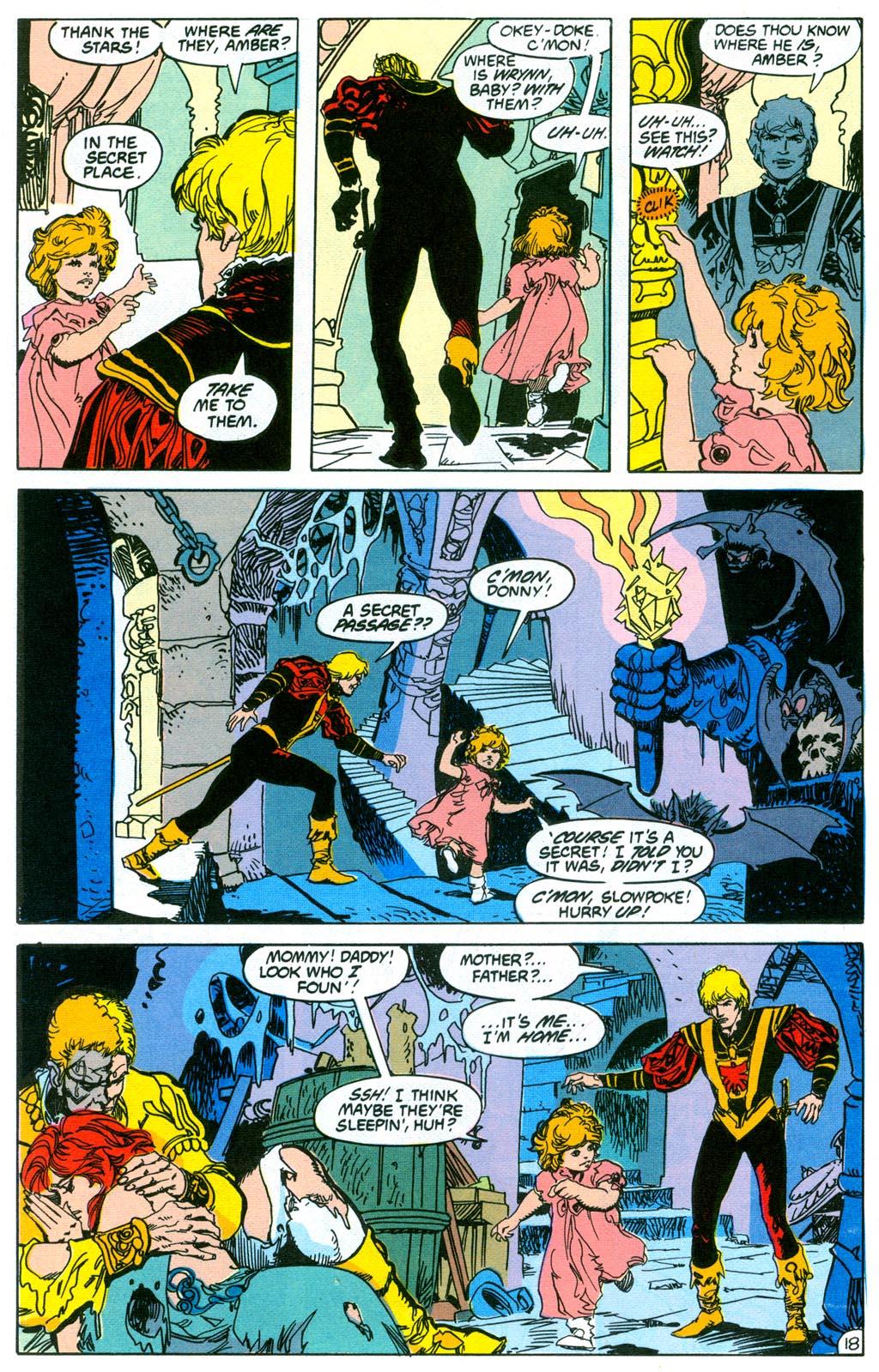 Read online Amethyst (1987) comic -  Issue #2 - 21