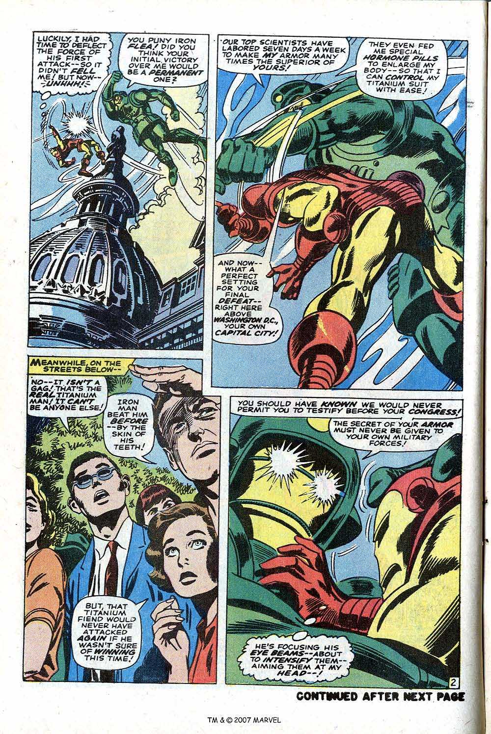 Iron Man Annual issue 2 - Page 32