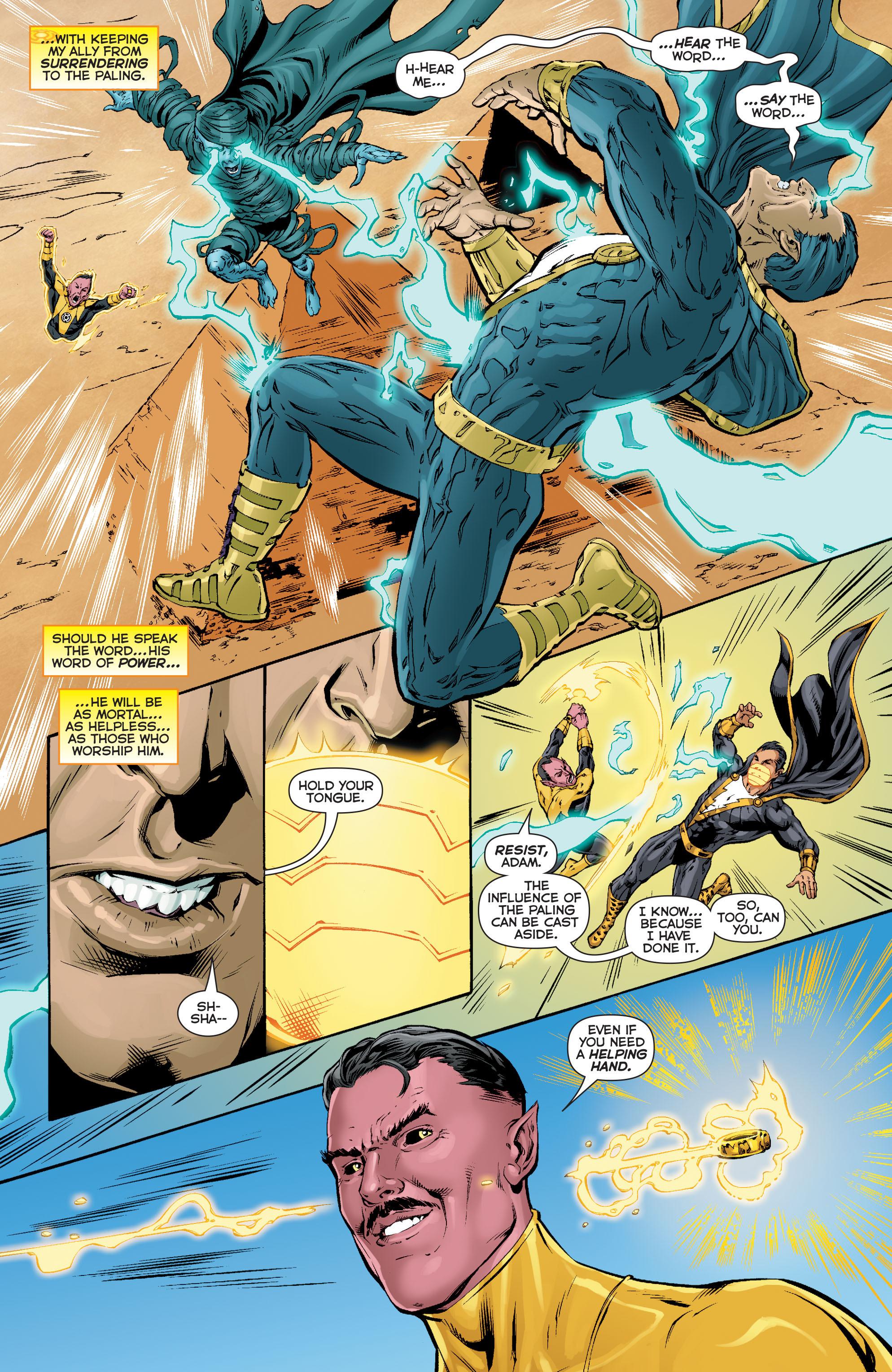 Read online Sinestro comic -  Issue #17 - 14