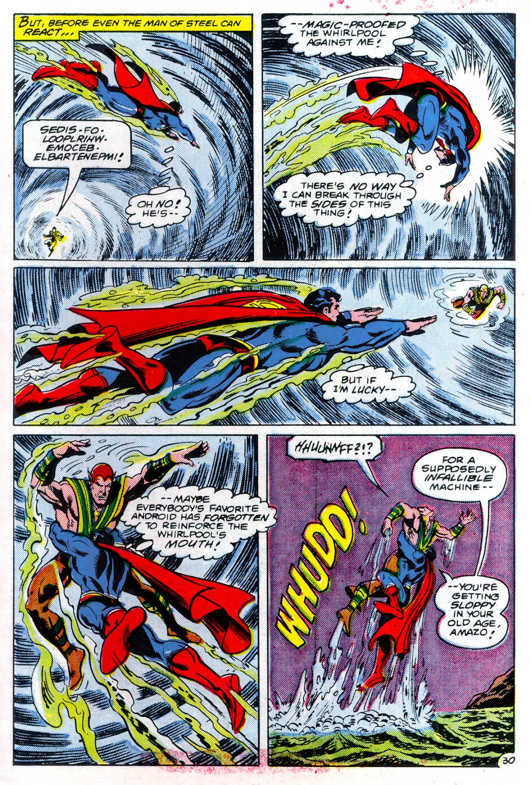 Read online Superman Special (1983) comic -  Issue #3 - 31