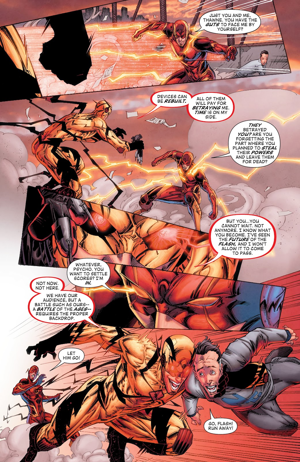 Read online The Flash (2011) comic -  Issue # _TPB 8 (Part 2) - 81