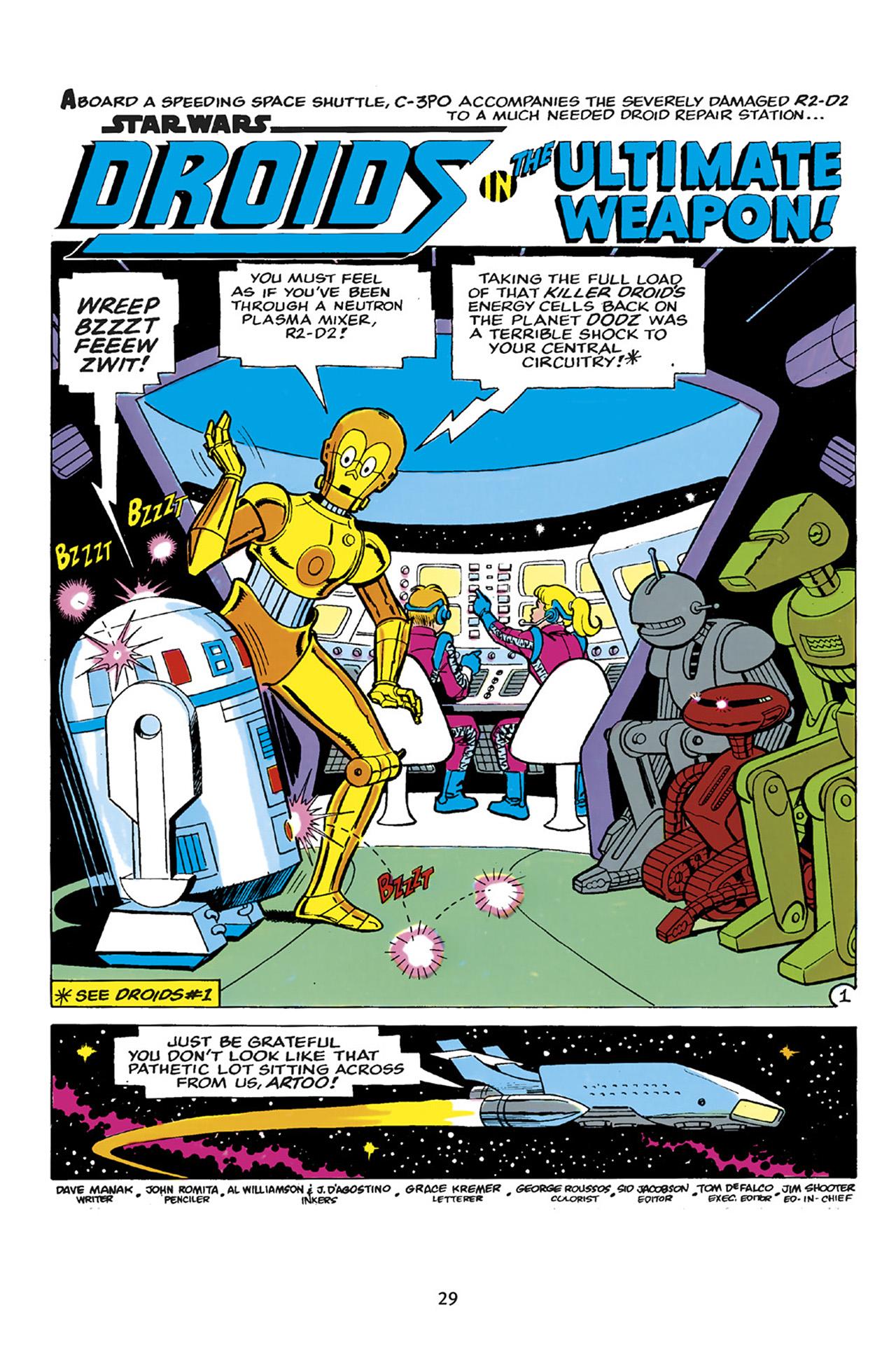 Read online Star Wars Omnibus comic -  Issue # Vol. 23 - 30