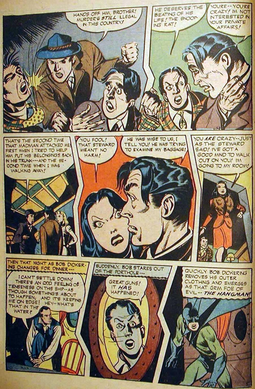 Hangman Comics issue 5 - Page 22