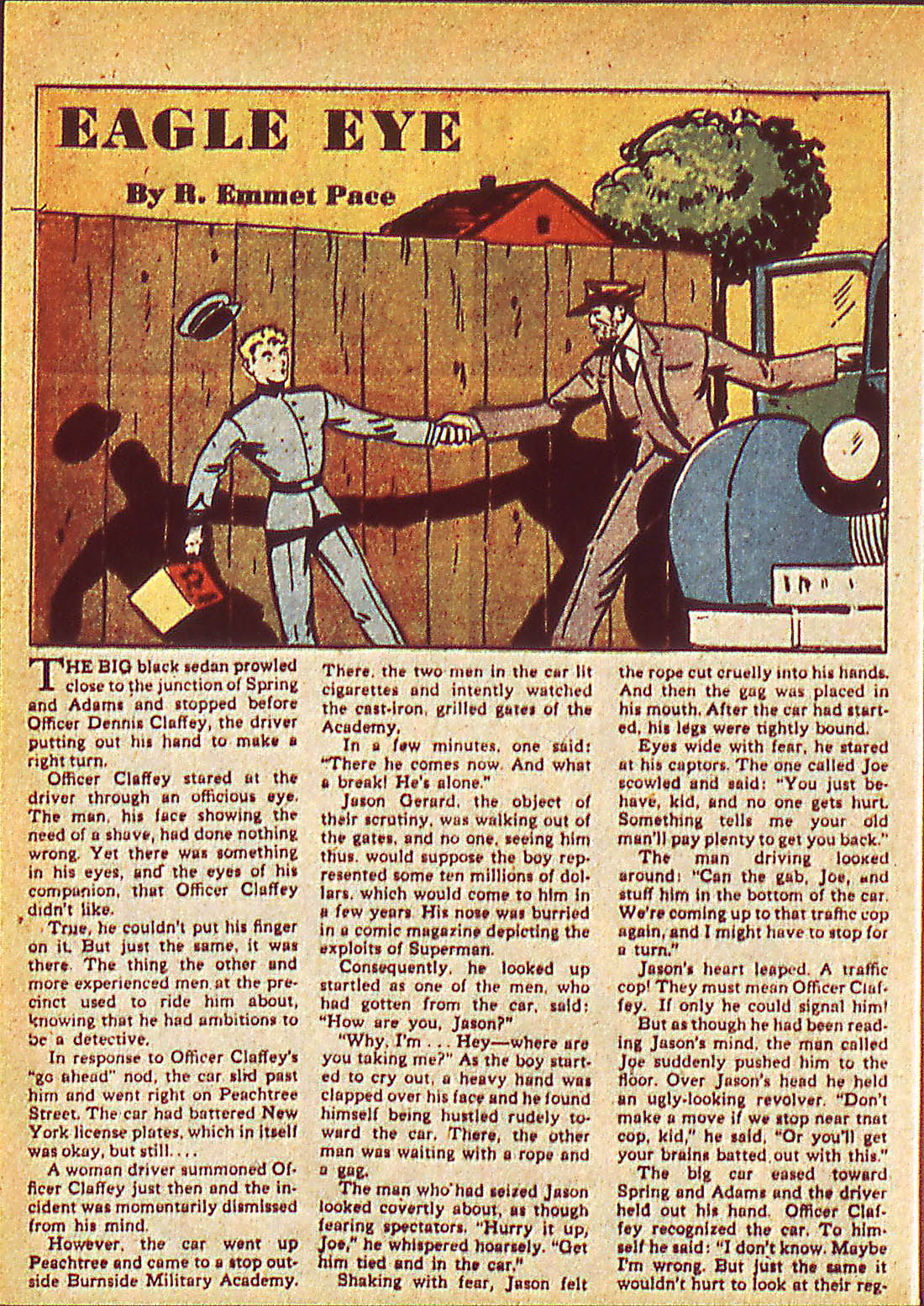 Read online Detective Comics (1937) comic -  Issue #42 - 30