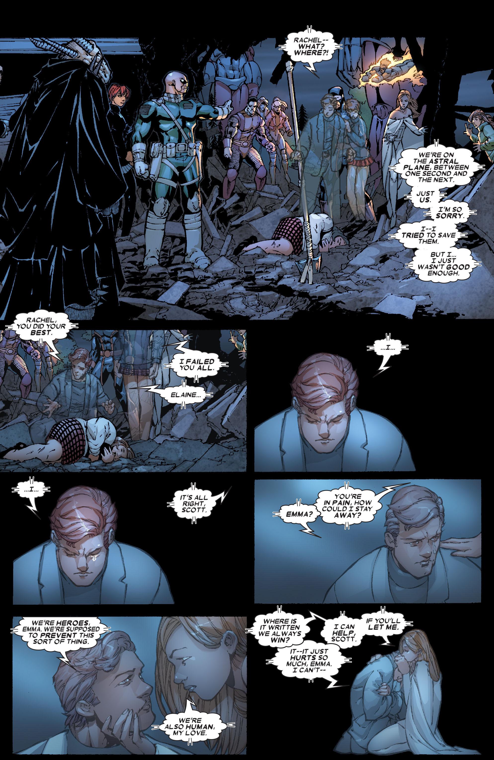 Read online Uncanny X-Men (1963) comic -  Issue #468 - 18
