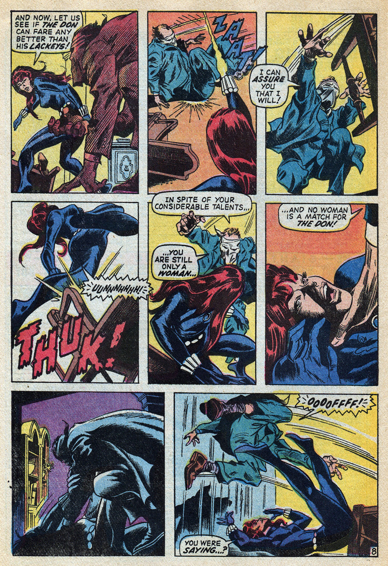 Read online Amazing Adventures (1970) comic -  Issue #3 - 28