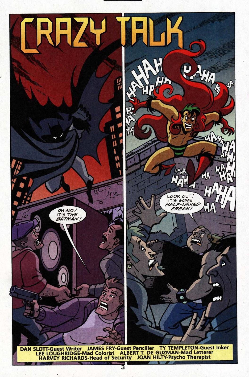 batman gotham adventures issue 58 viewcomic reading. Black Bedroom Furniture Sets. Home Design Ideas