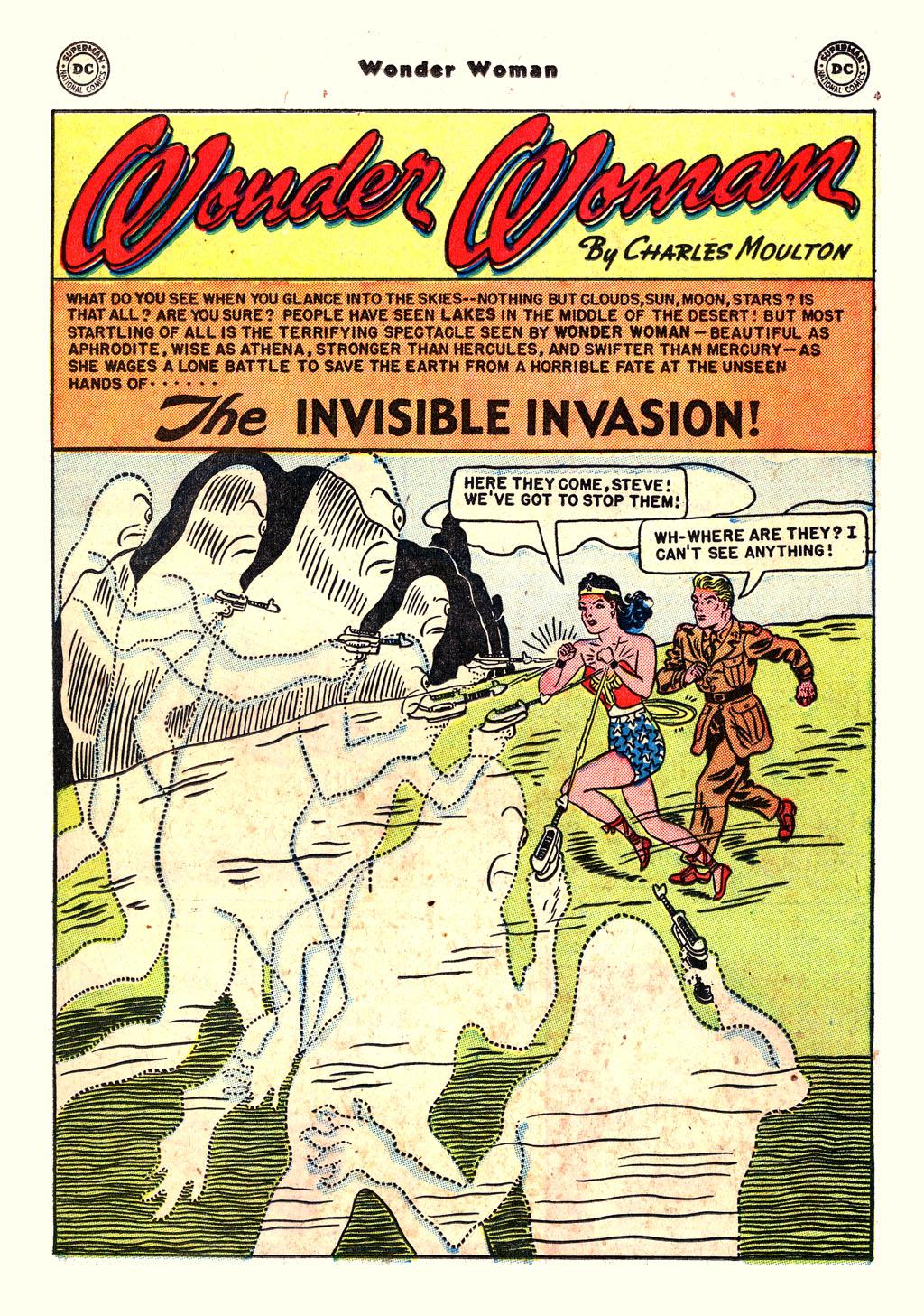 Read online Wonder Woman (1942) comic -  Issue #54 - 15