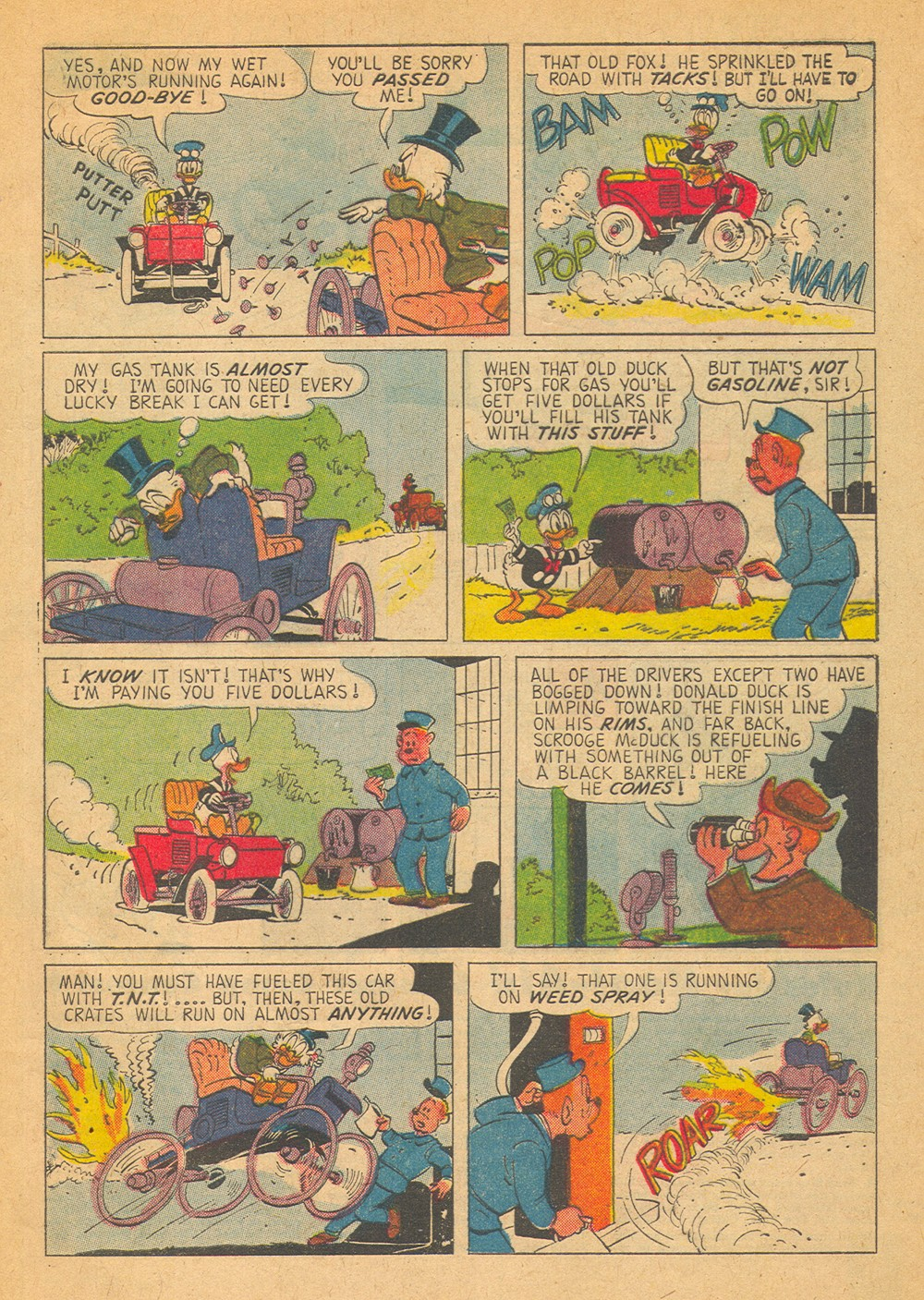 Read online Uncle Scrooge (1953) comic -  Issue #34 - 33