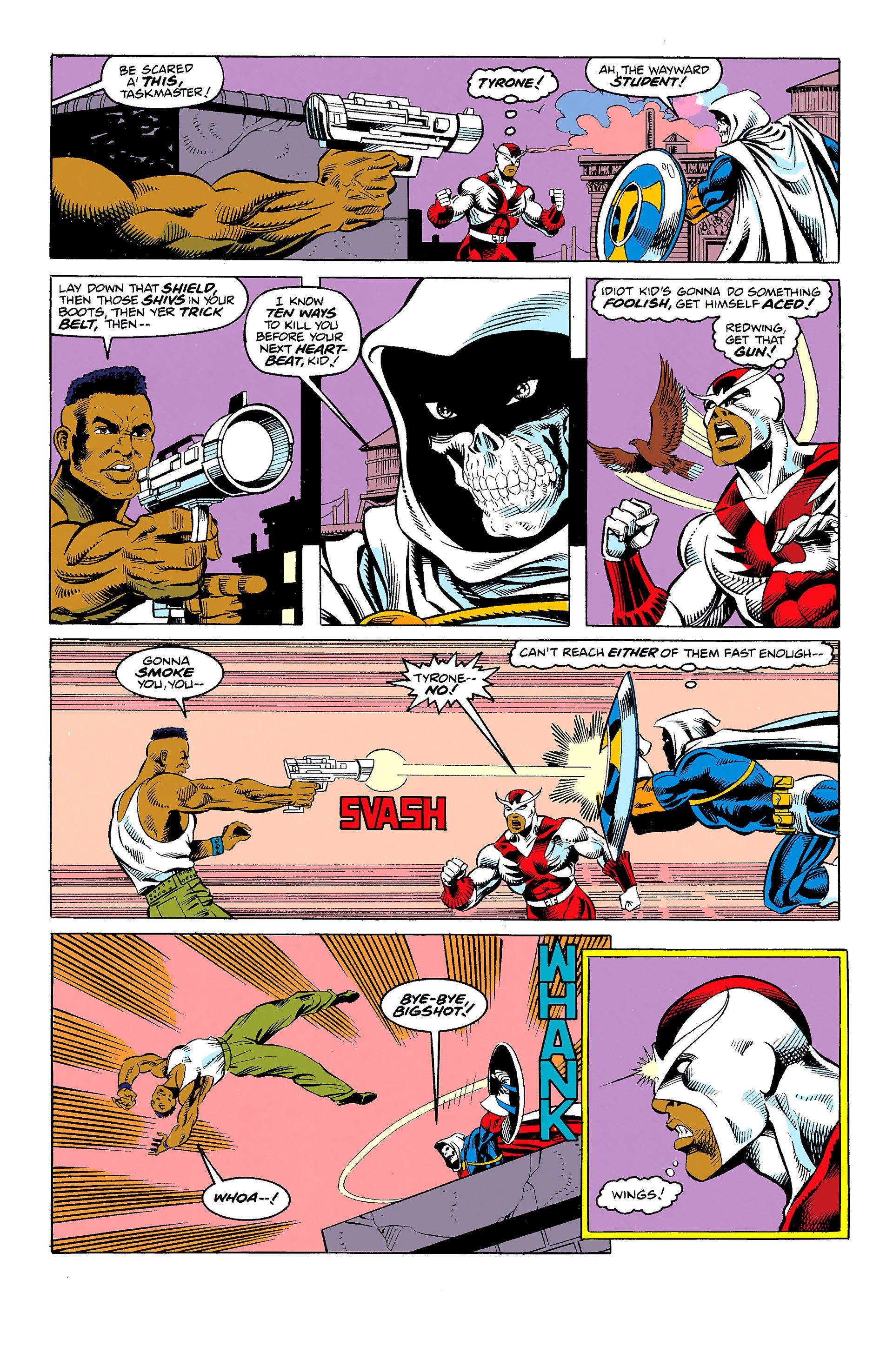 Read online Captain America (1968) comic -  Issue # _Annual 11 - 44