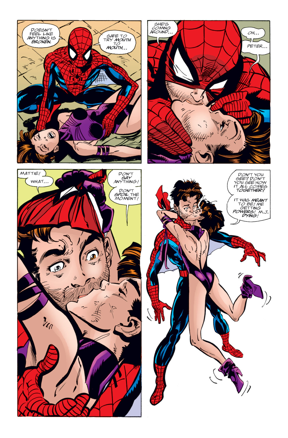 The Amazing Spider-Man (1999) 14 Page 21