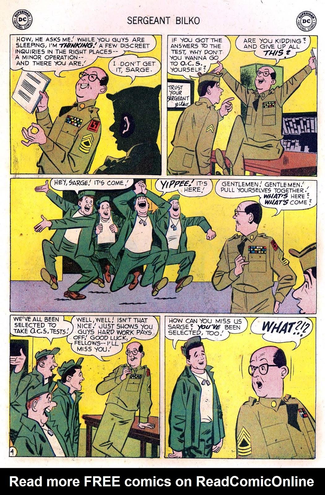 Sergeant Bilko issue 7 - Page 6