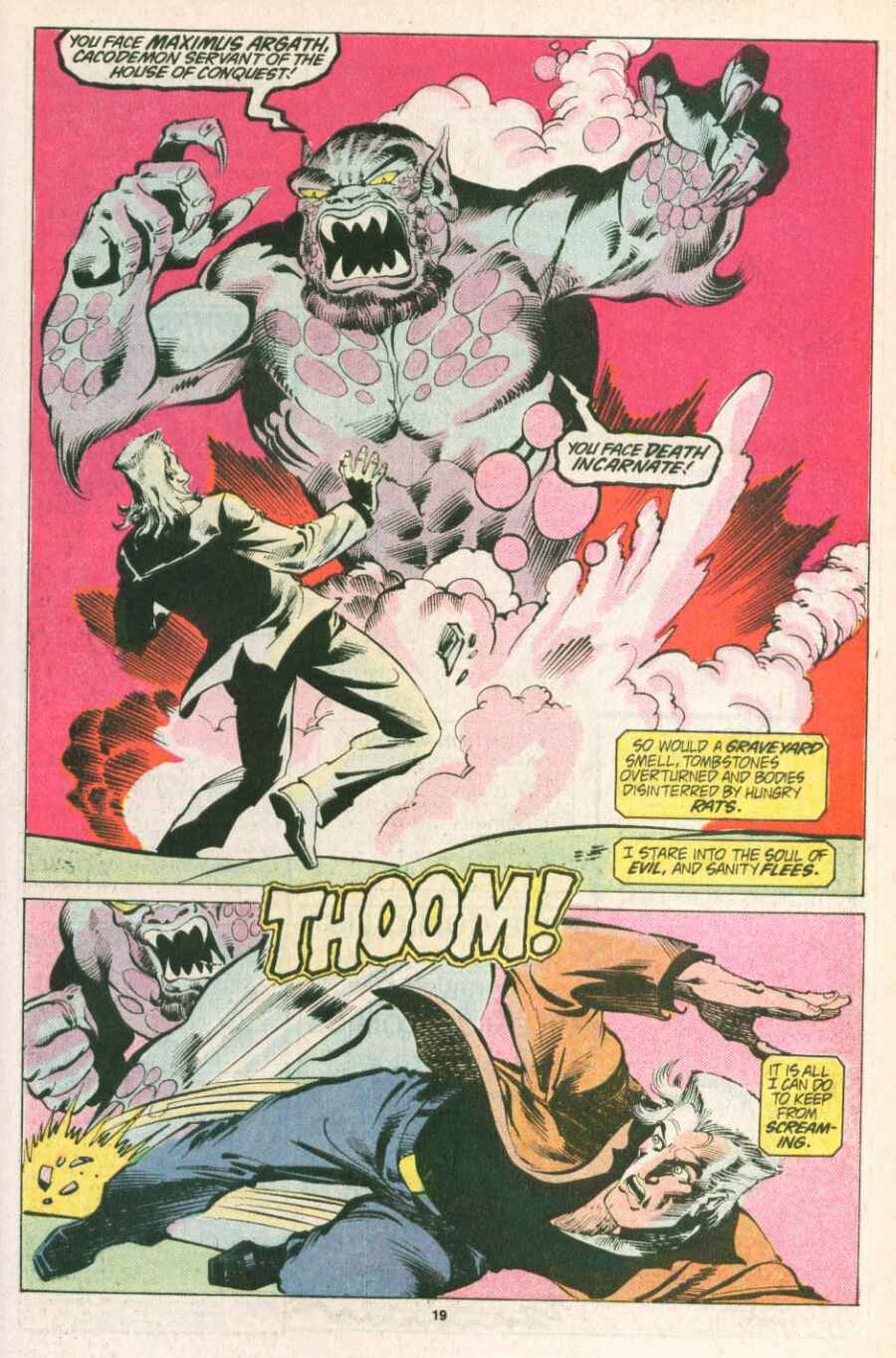 Read online Justice (1986) comic -  Issue #13 - 20