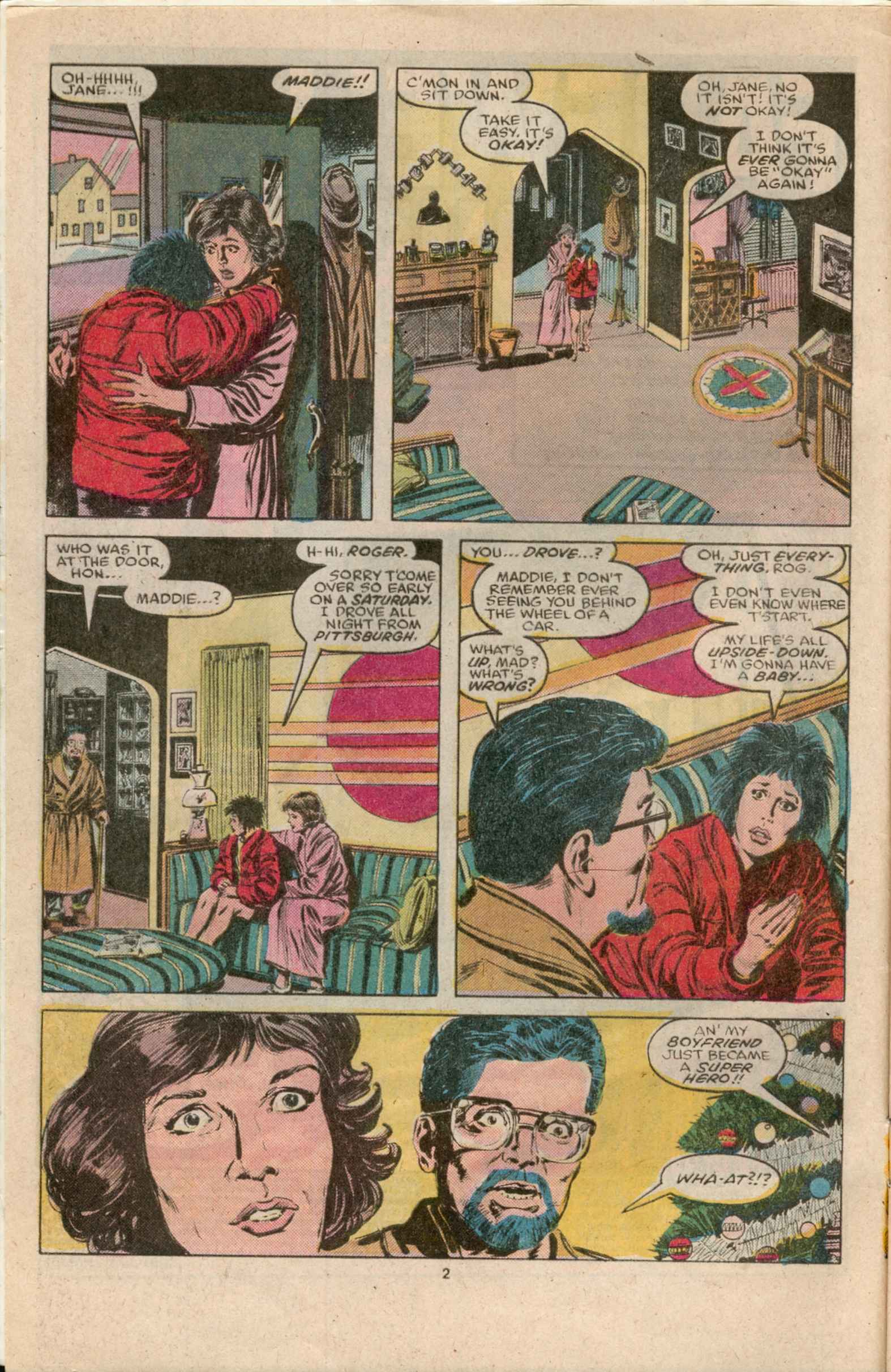 Read online Star Brand comic -  Issue #12 - 4