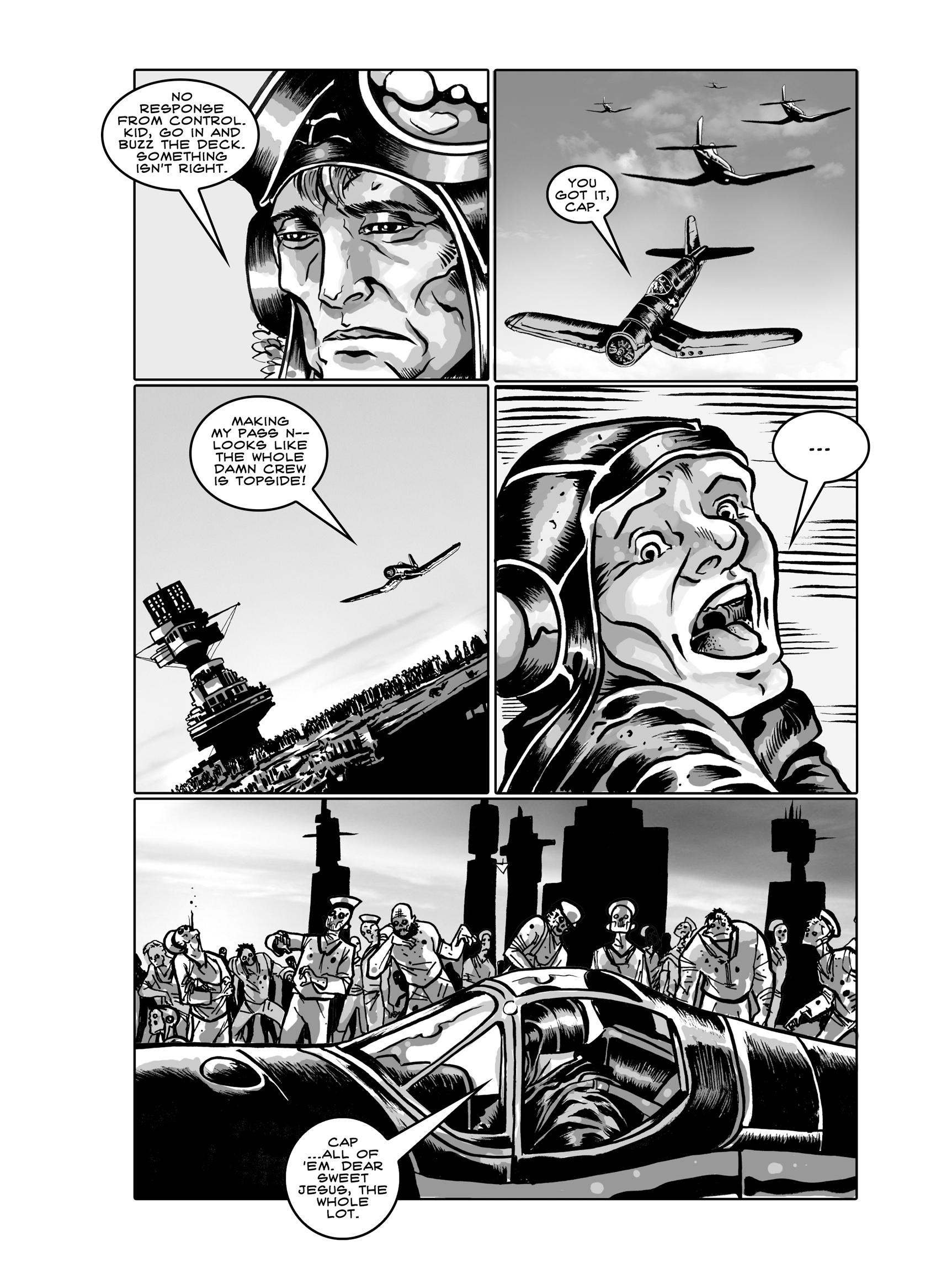 Read online FUBAR comic -  Issue #2 - 98