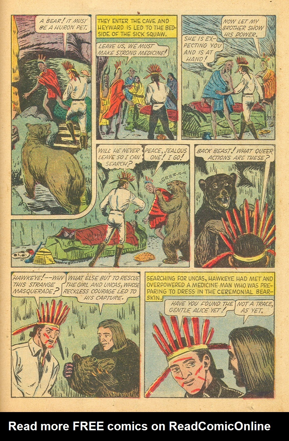 Classics Illustrated issue 4 - Page 45