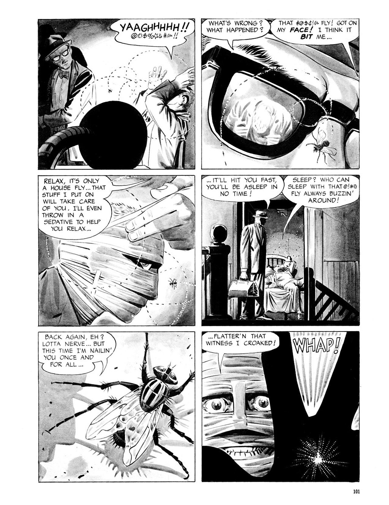 Read online Eerie Archives comic -  Issue # TPB 2 - 102