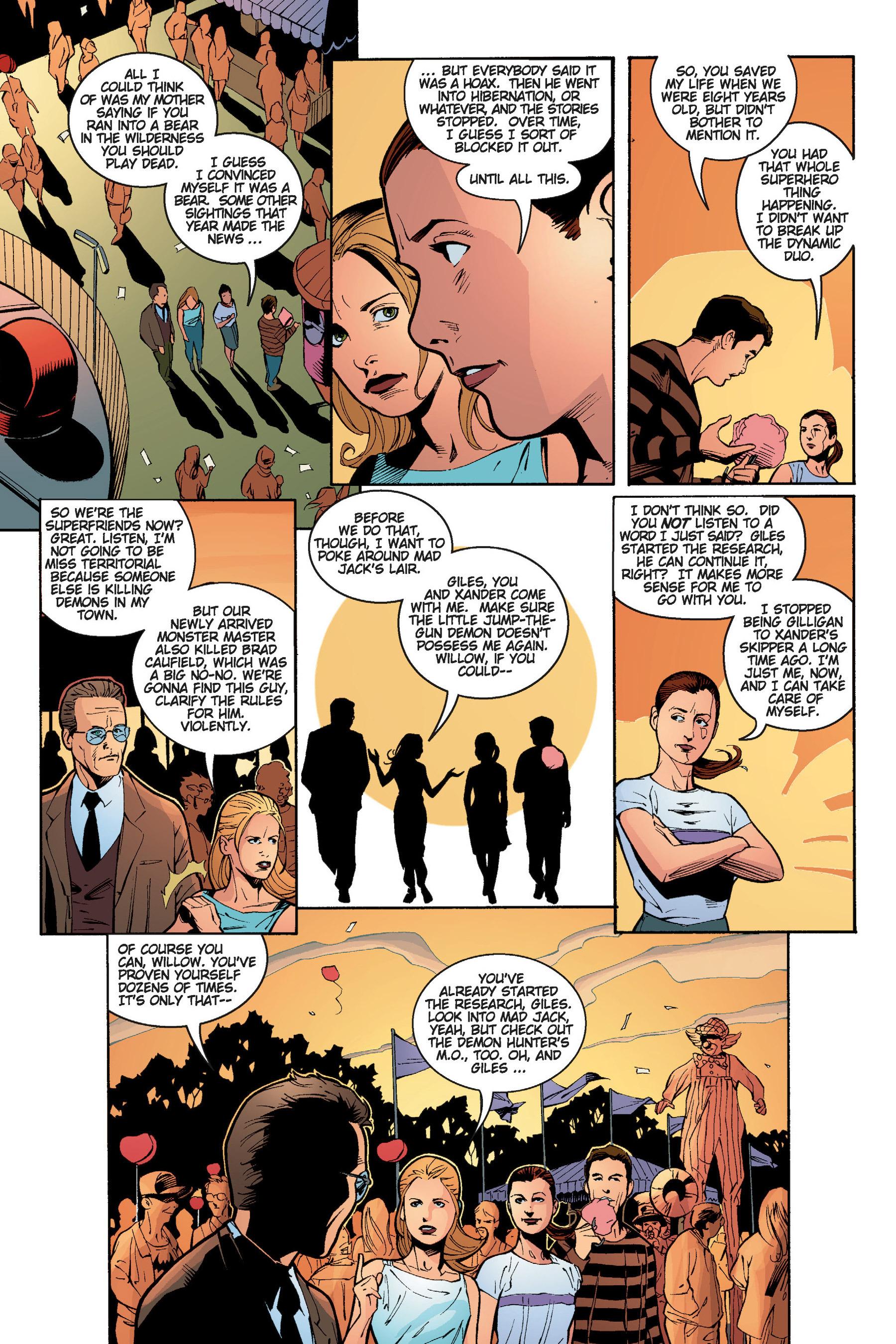 Read online Buffy the Vampire Slayer: Omnibus comic -  Issue # TPB 5 - 151