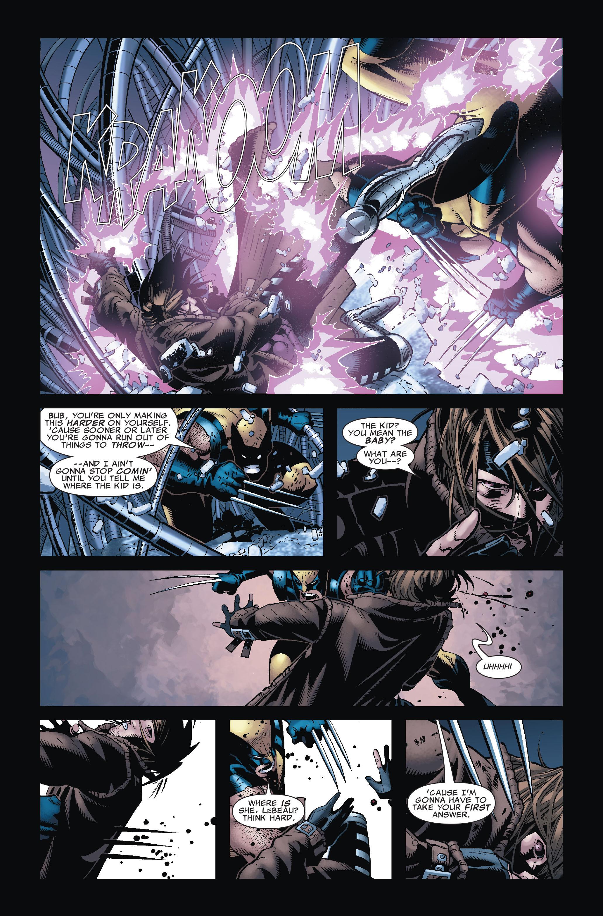 X-Men (1991) 205 Page 14