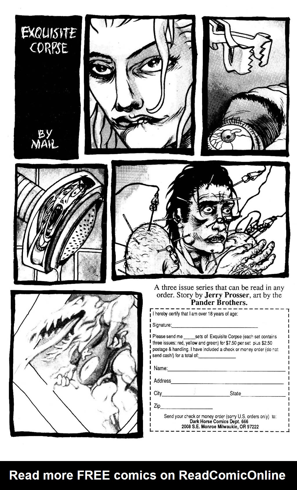 Read online The Adventures of Luther Arkwright comic -  Issue #8 - 33