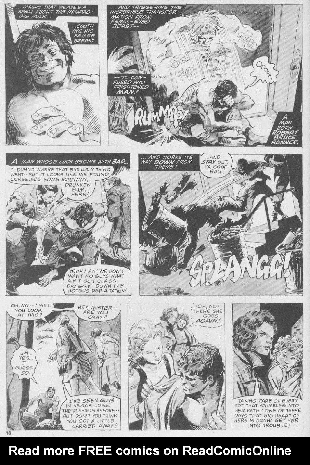 Hulk (1978) issue 27 - Page 45