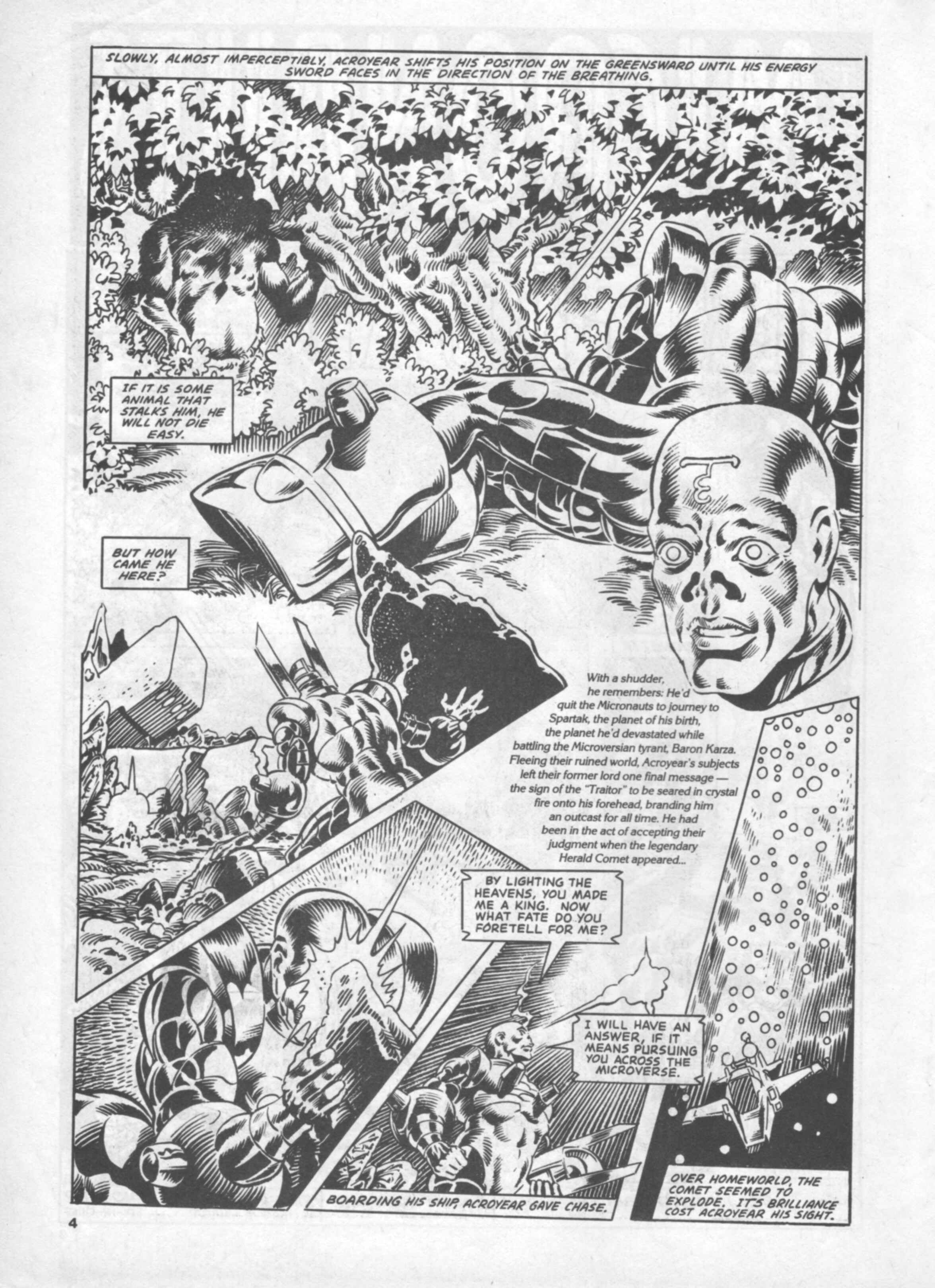 Read online Future Tense comic -  Issue #40 - 4