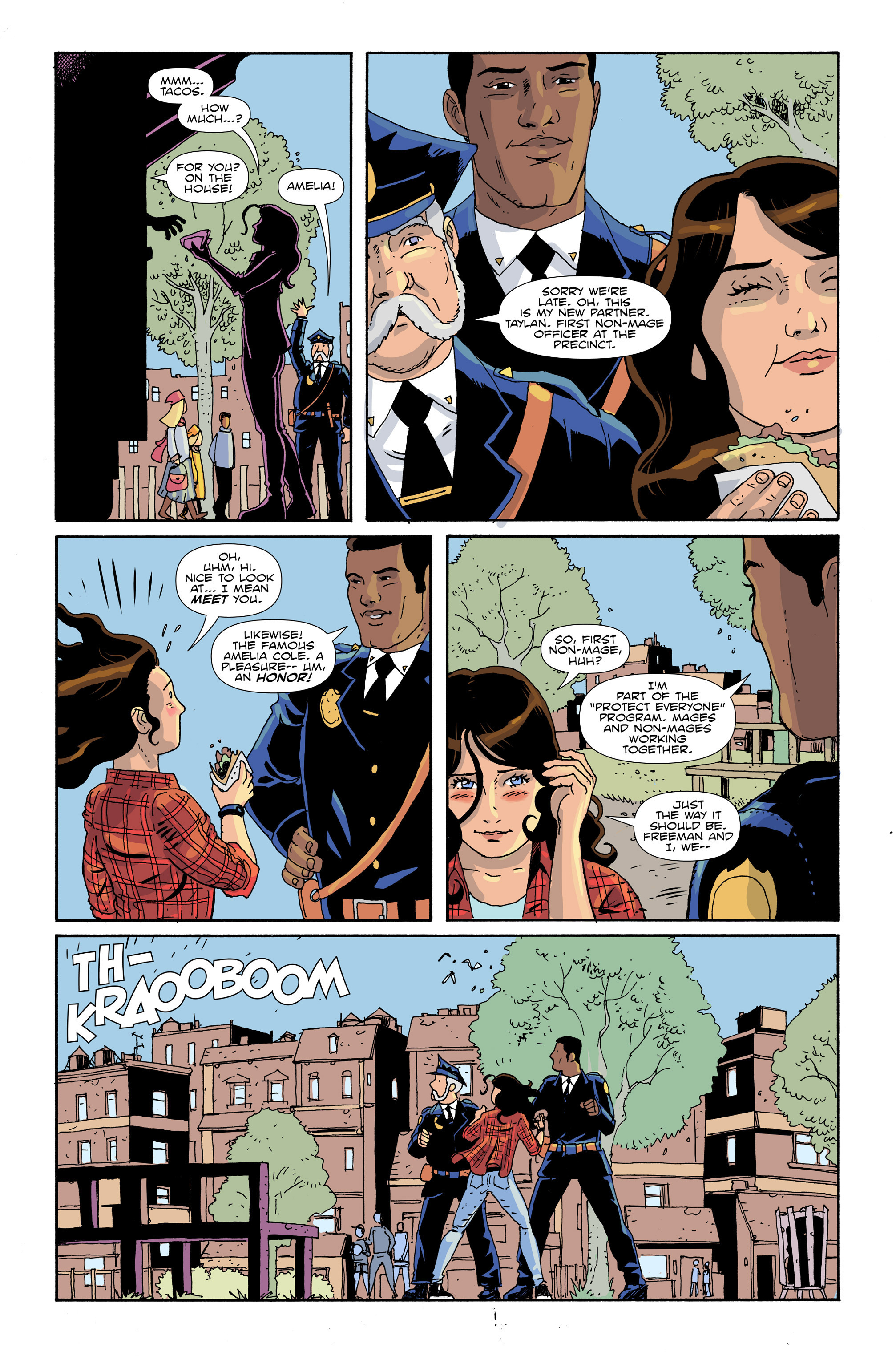 Read online Amelia Cole Versus The End of Everything comic -  Issue #30 - 12