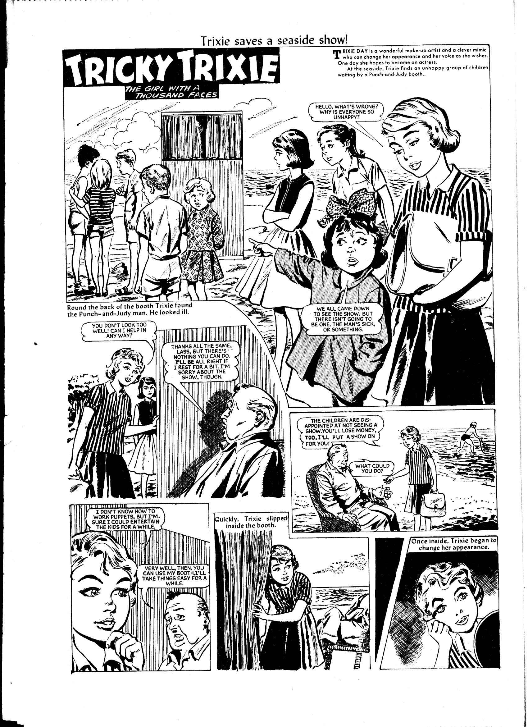 Read online Judy comic -  Issue #55 - 10
