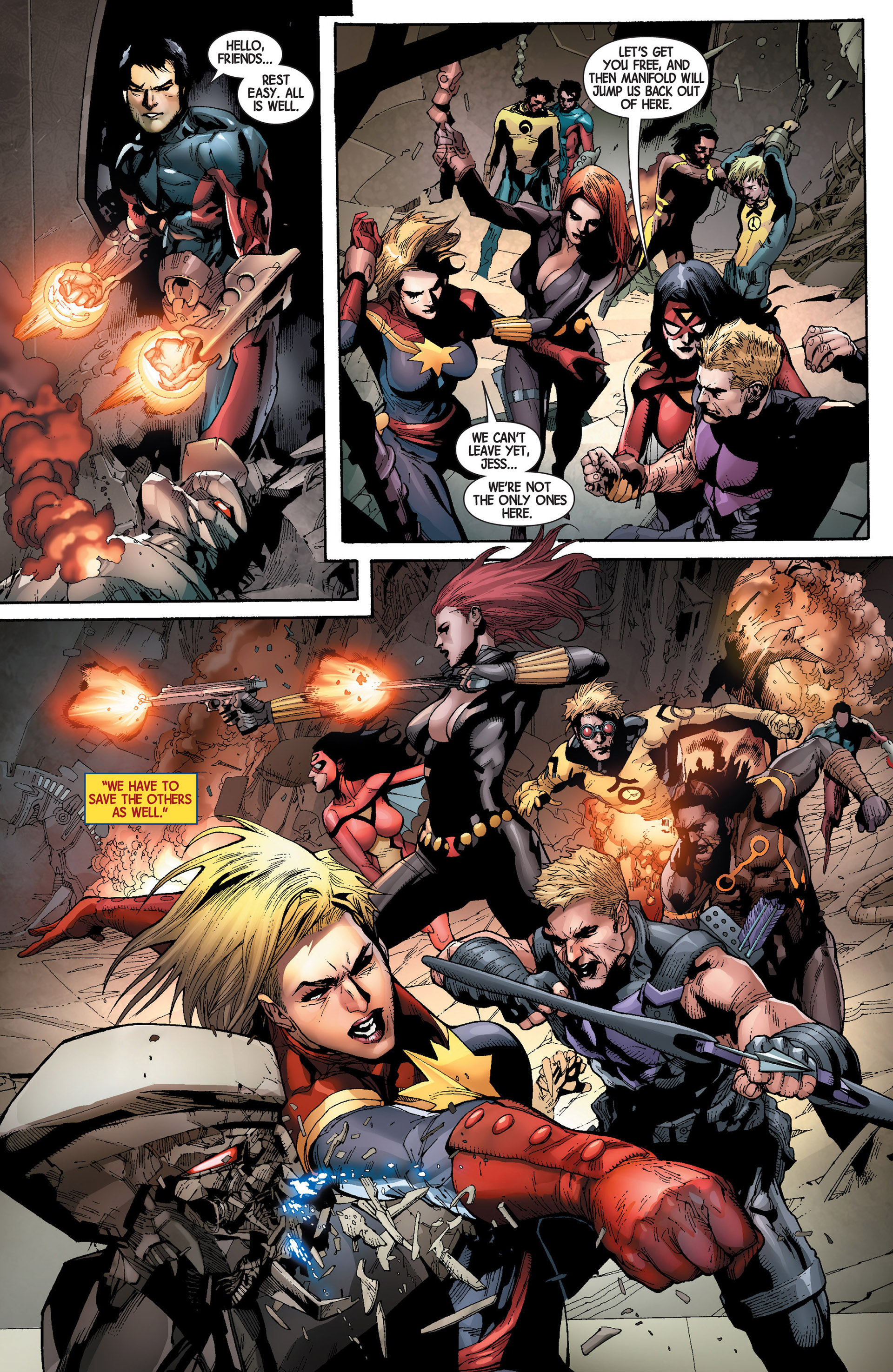 Read online Avengers (2013) comic -  Issue #20 - 8