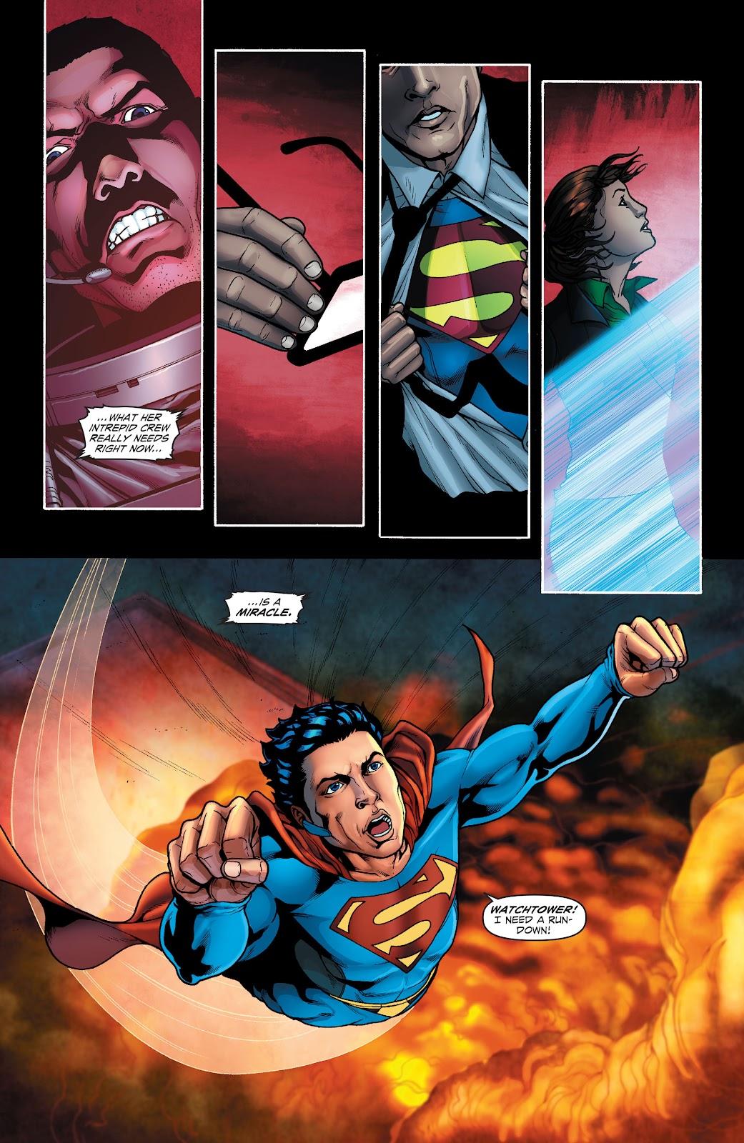 Read online Smallville Season 11 [II] comic -  Issue # TPB 1 - 60