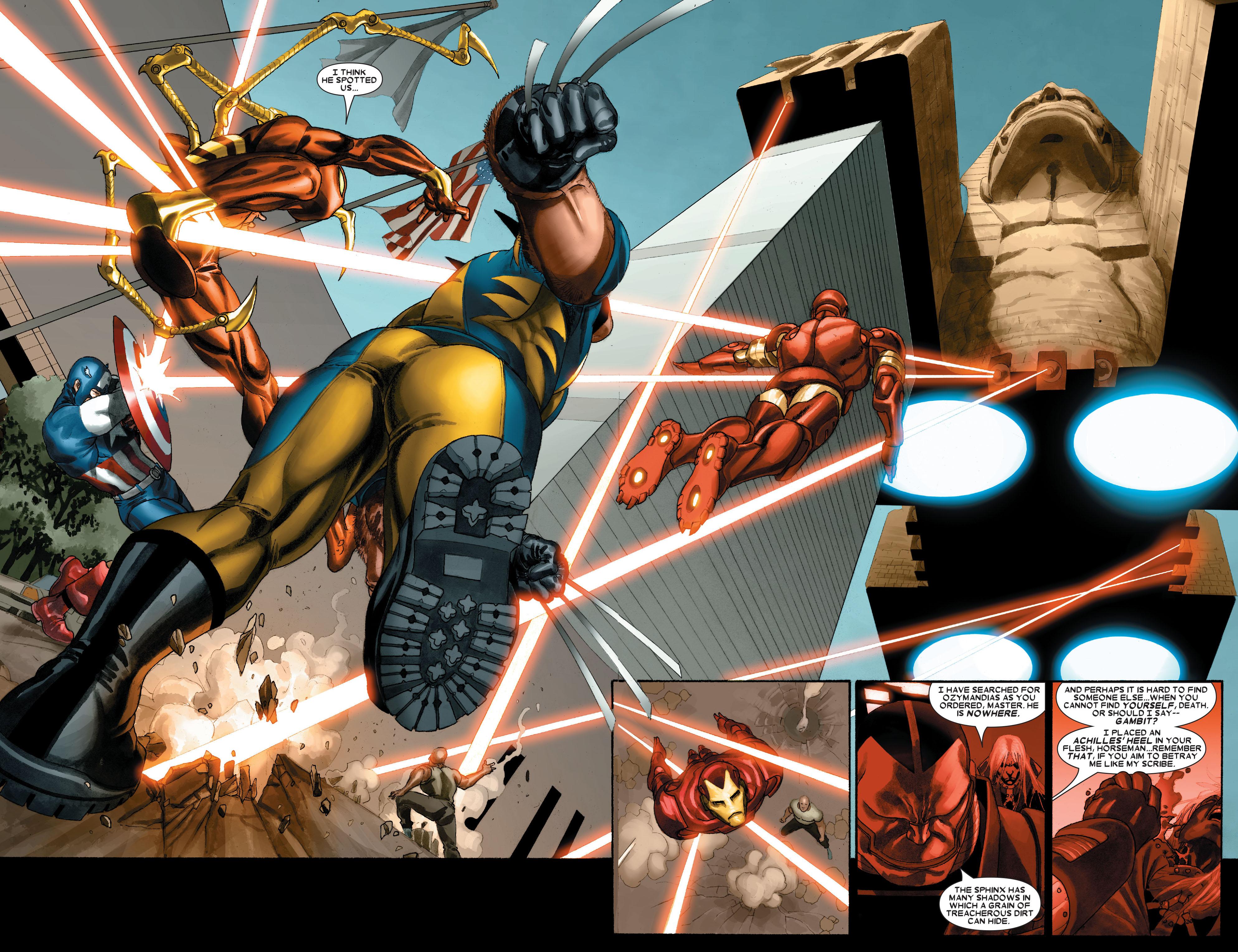 X-Men (1991) 186 Page 2