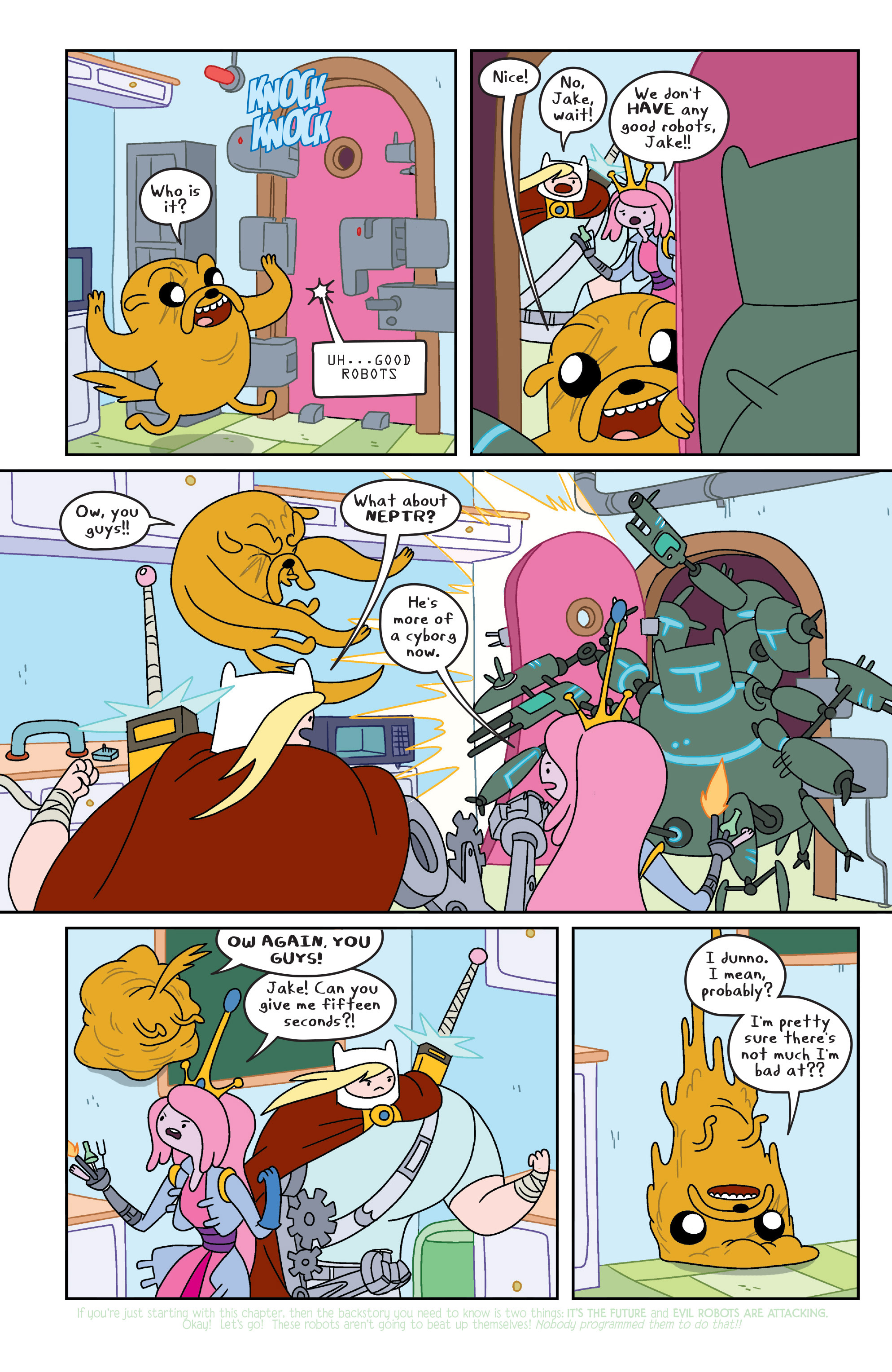 Read online Adventure Time comic -  Issue #Adventure Time _TPB 2 - 60