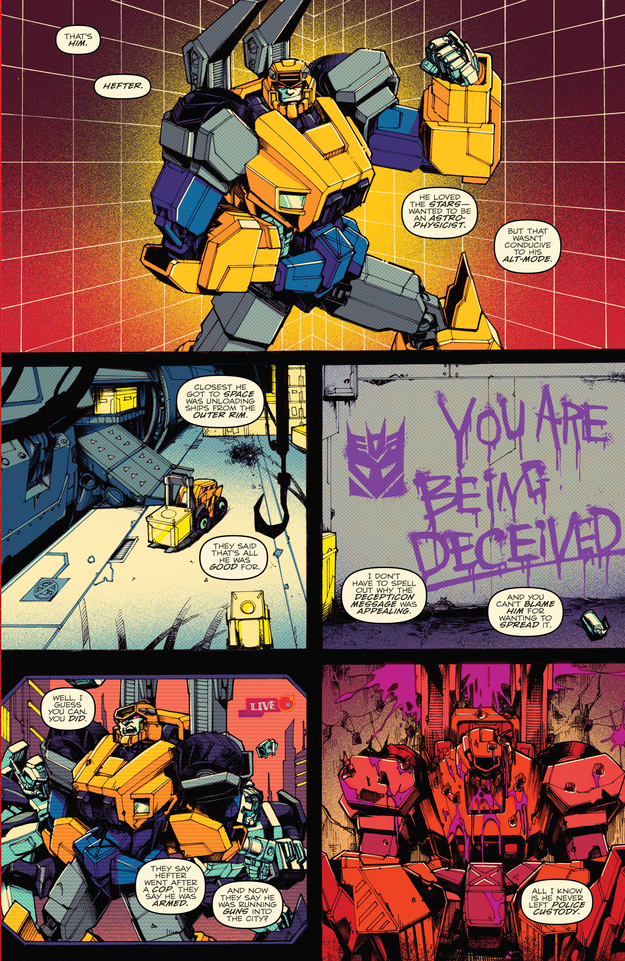 Read online Transformers: Lost Light comic -  Issue #1 - 32