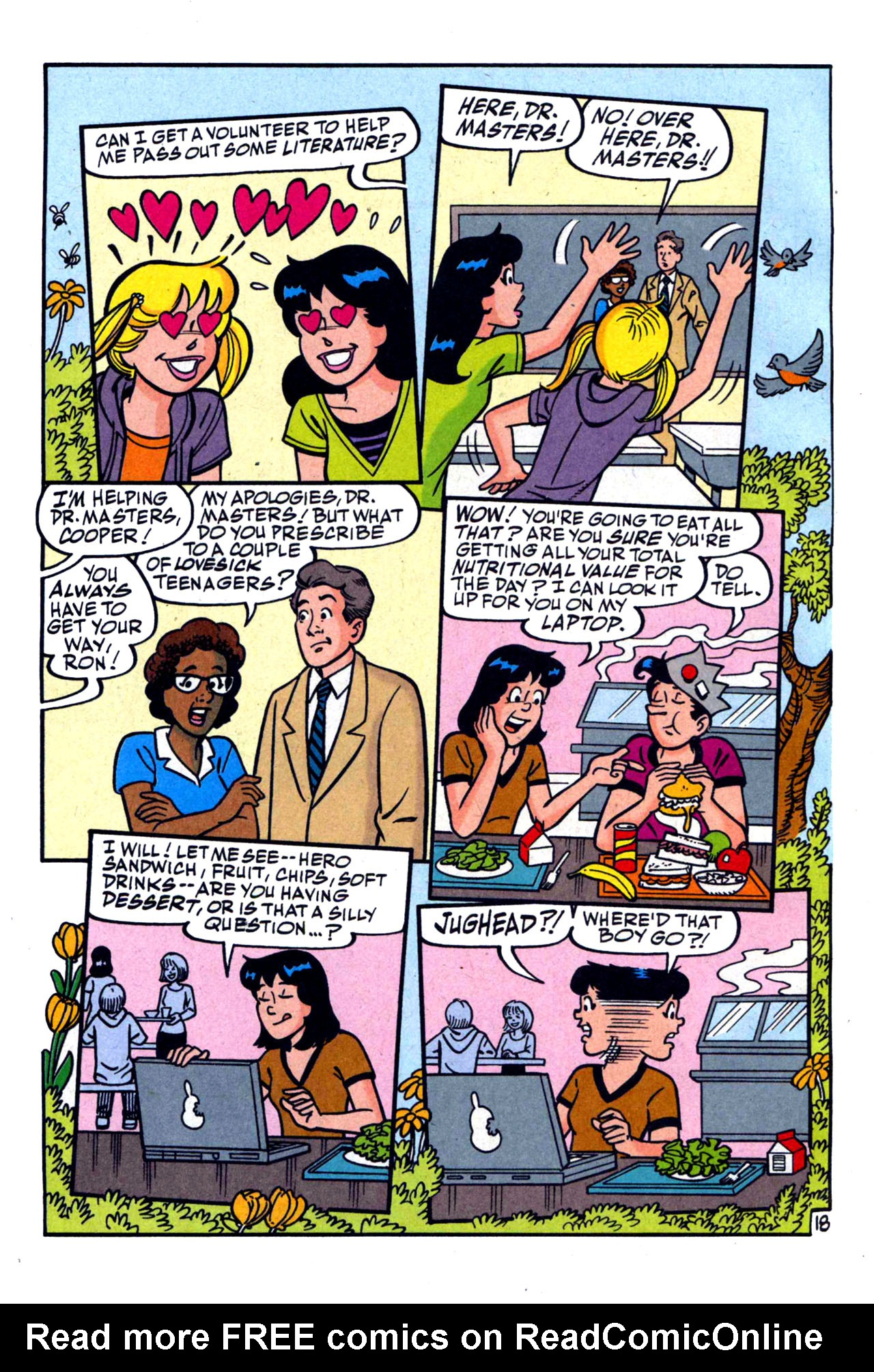 Read online Archie (1960) comic -  Issue #590 - 26
